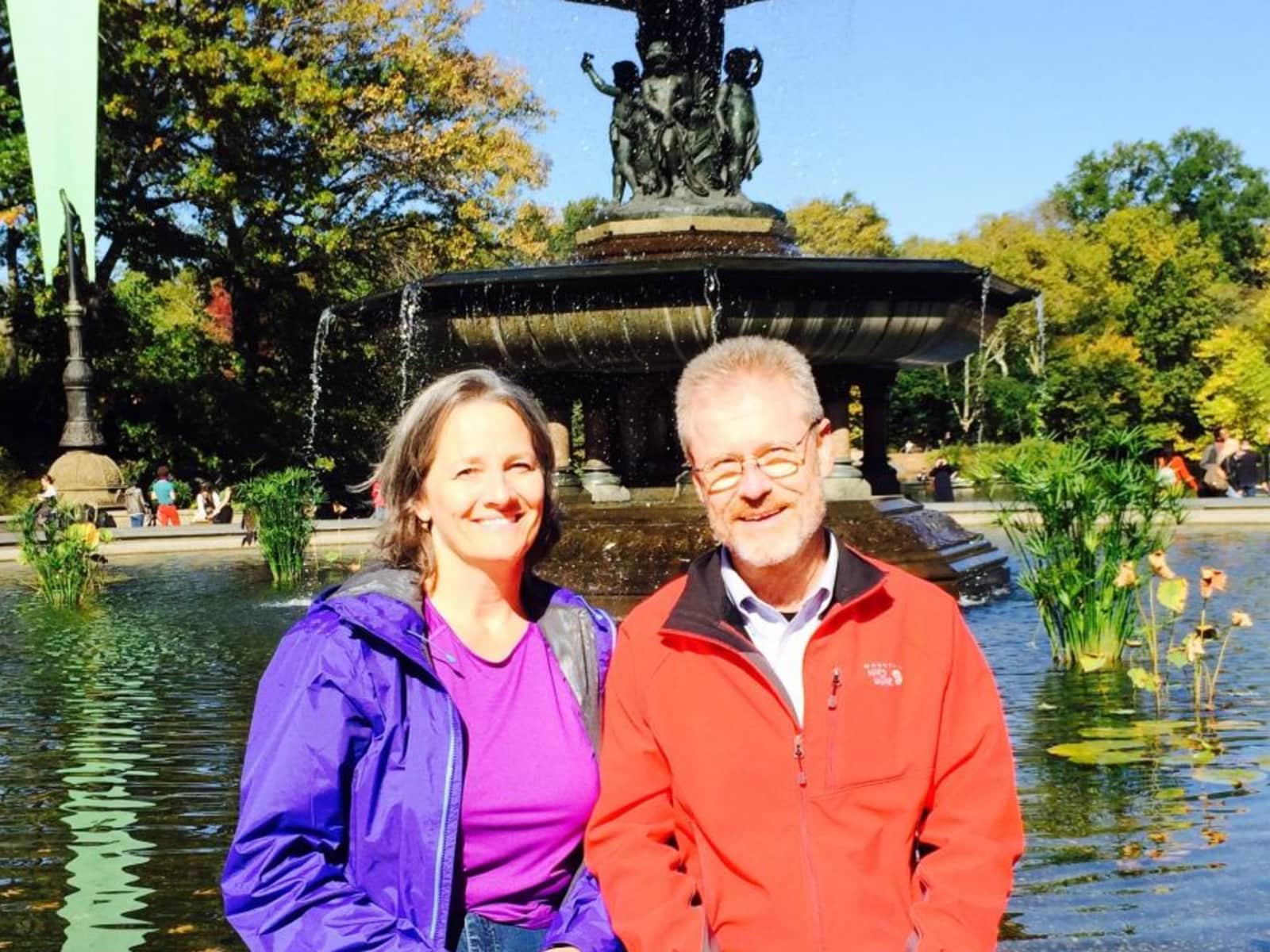 John & Mindy from Vancouver, Washington, United States