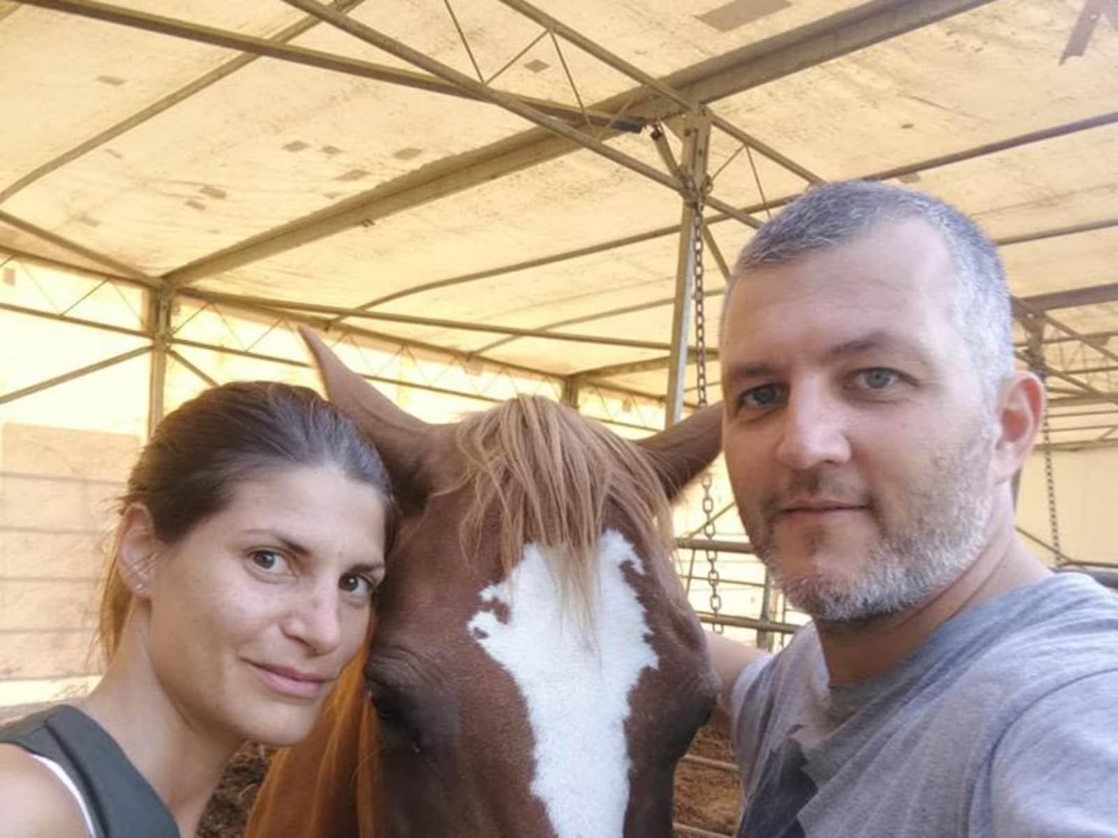 Alessandra & Marco from Ravenna, Italy