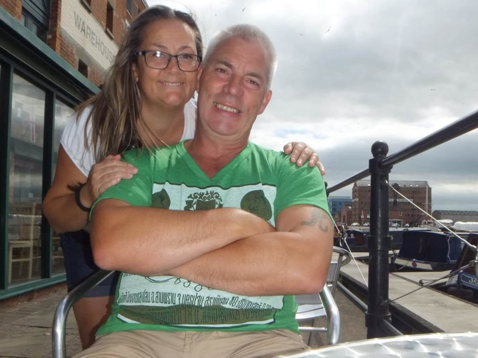 Carole & Paul from Gloucester, United Kingdom