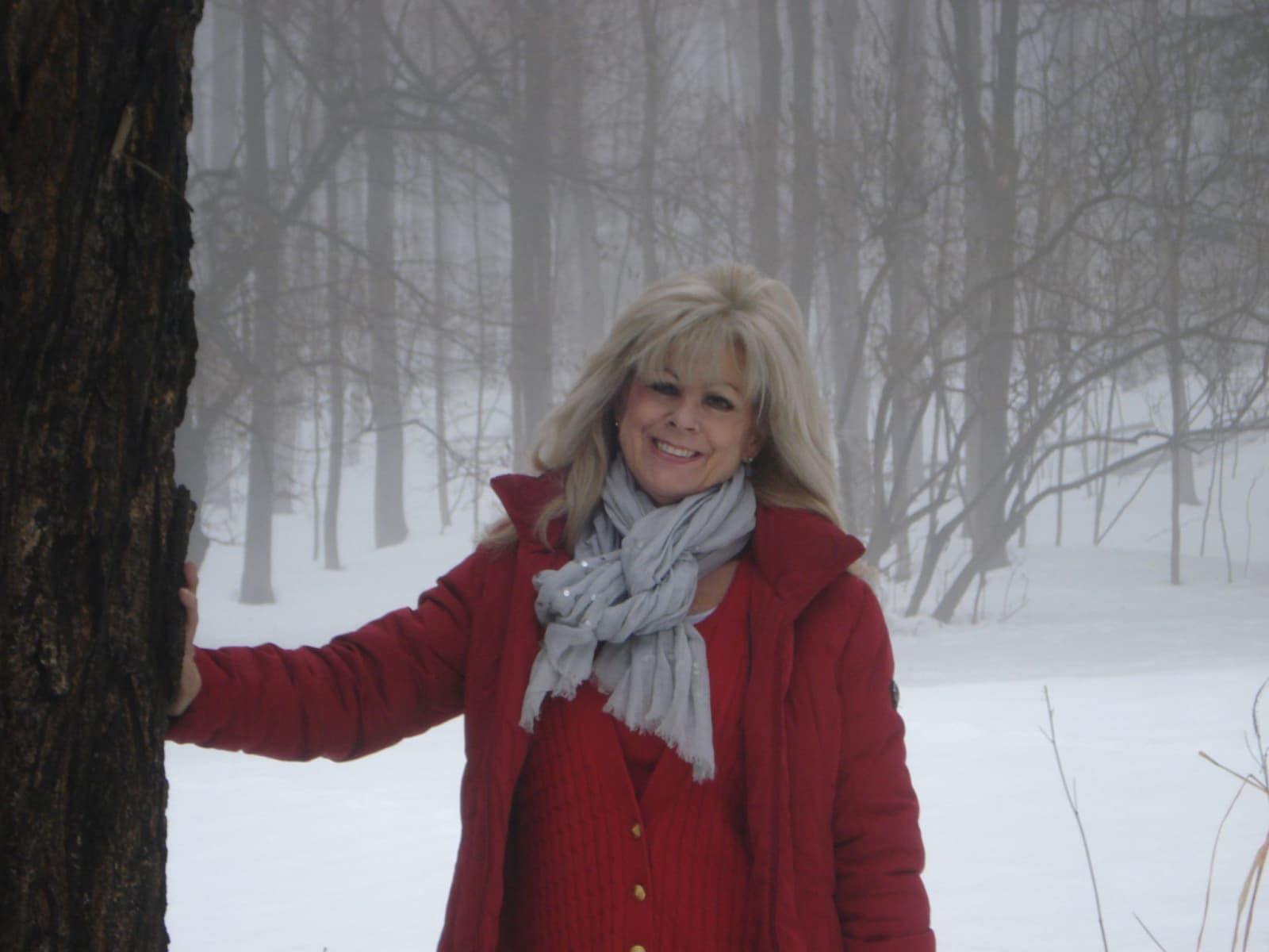 Cathy from Bromont, Quebec, Canada