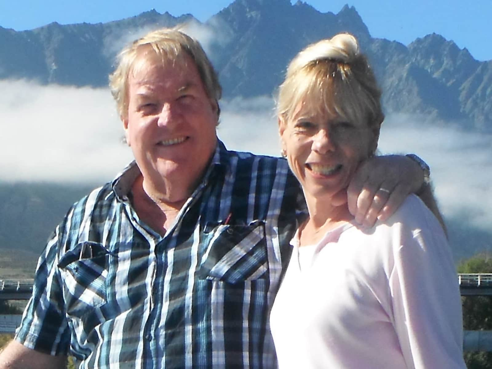 Terry & Vicki from Surfers Paradise, Queensland, Australia