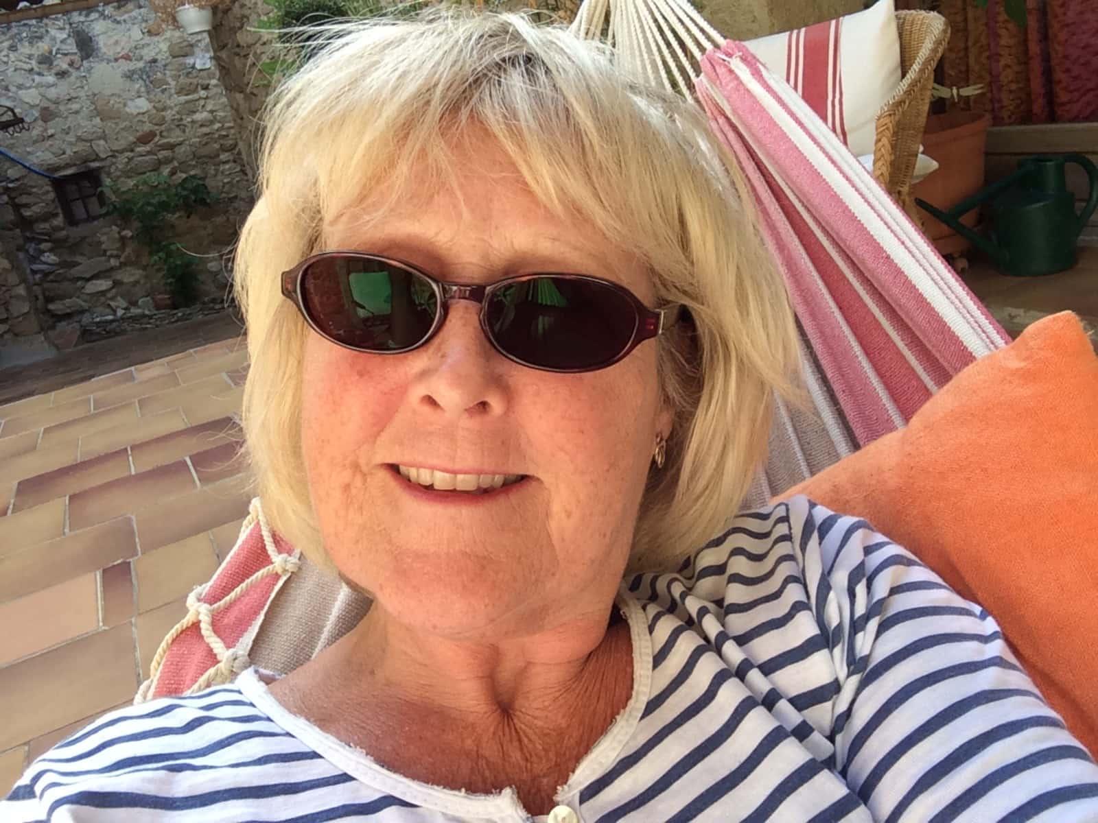 Jill from Maidenhead, United Kingdom