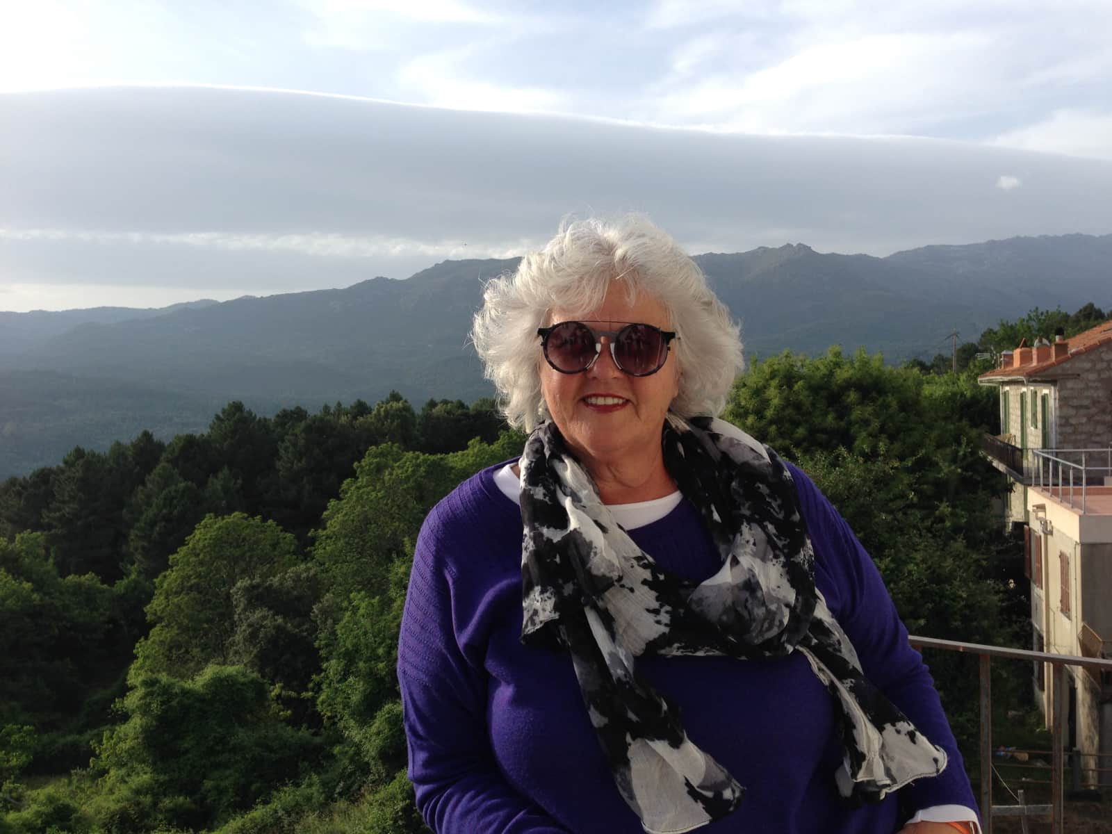 Susan from Perth, Western Australia, Australia