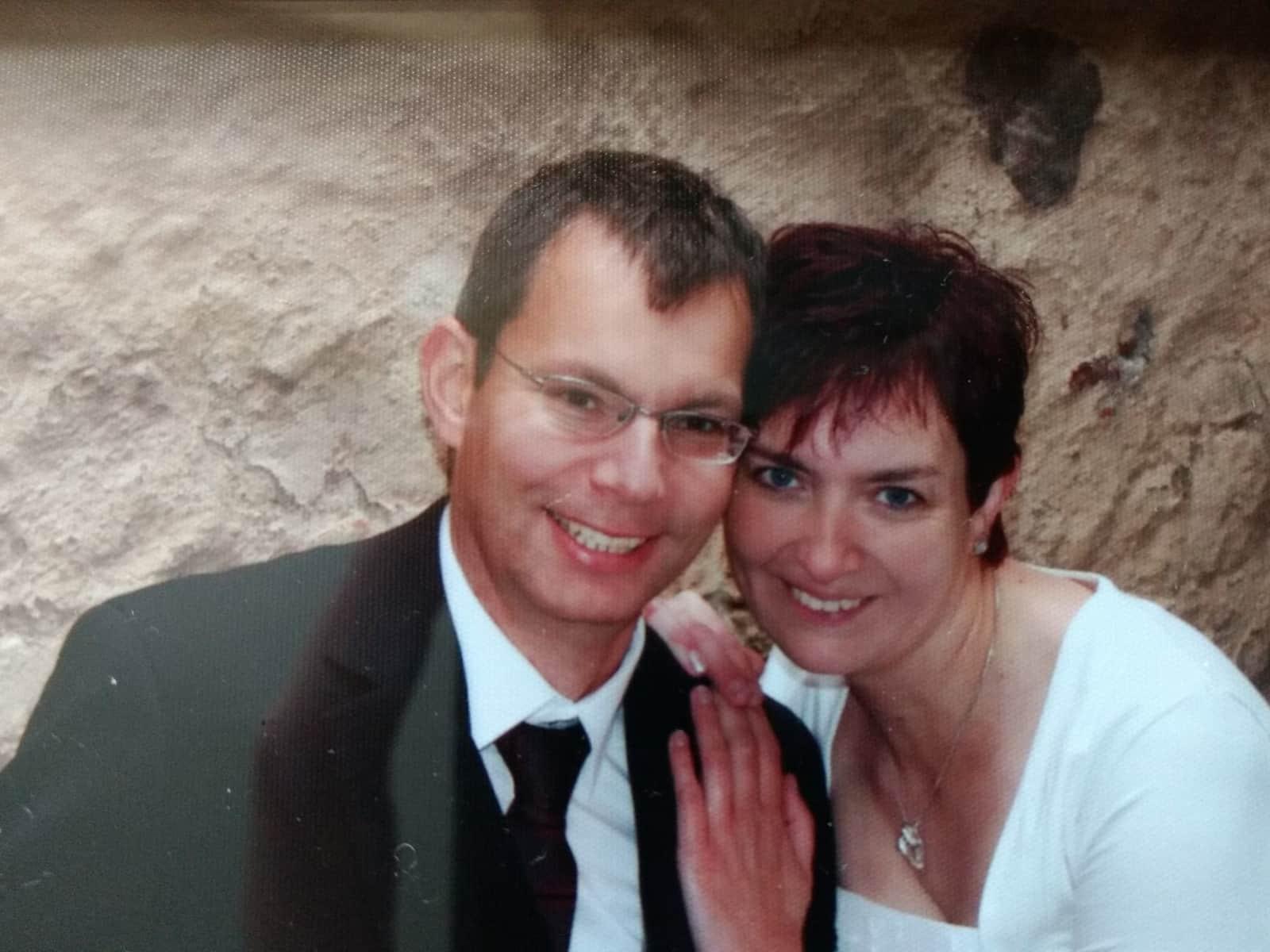Claudia & Christian from Passau, Germany