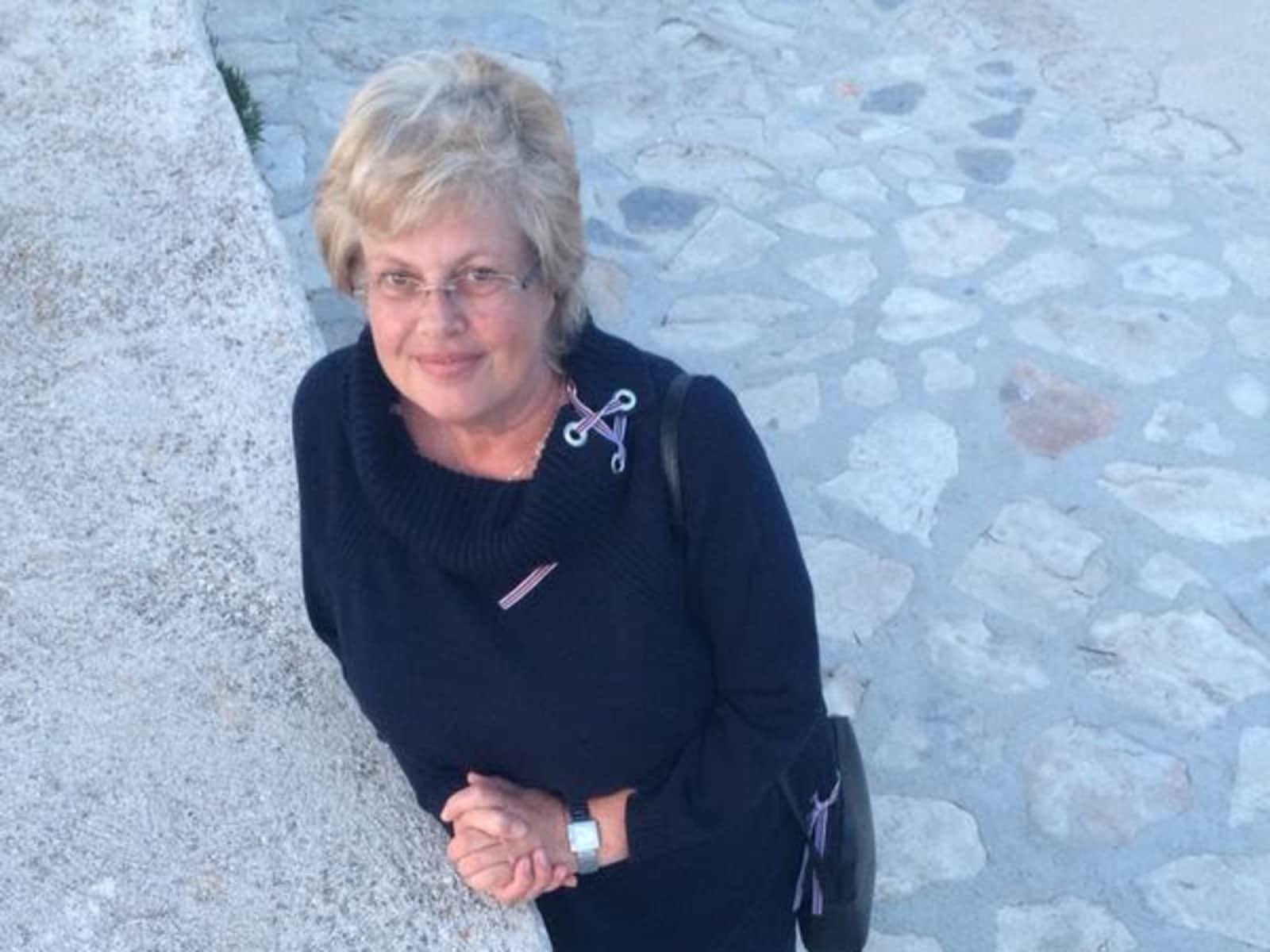 Grete from Vienna, Austria