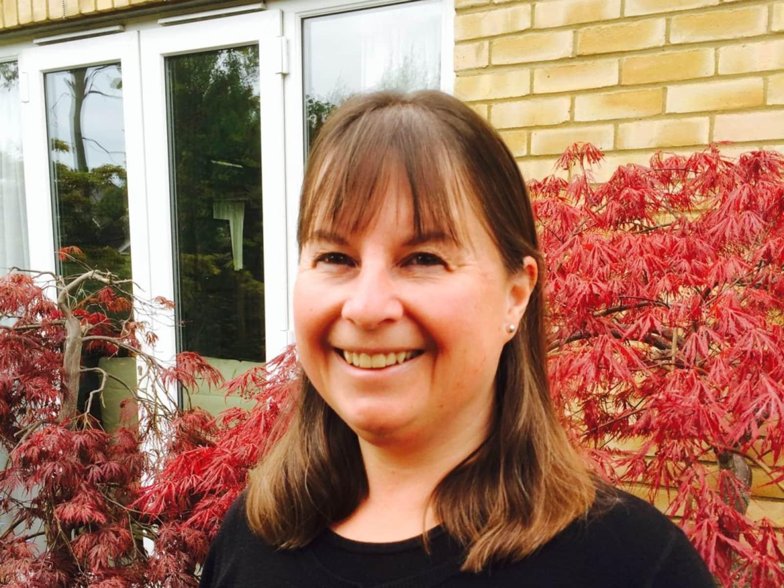 Jocelyn from Steeple Morden, United Kingdom