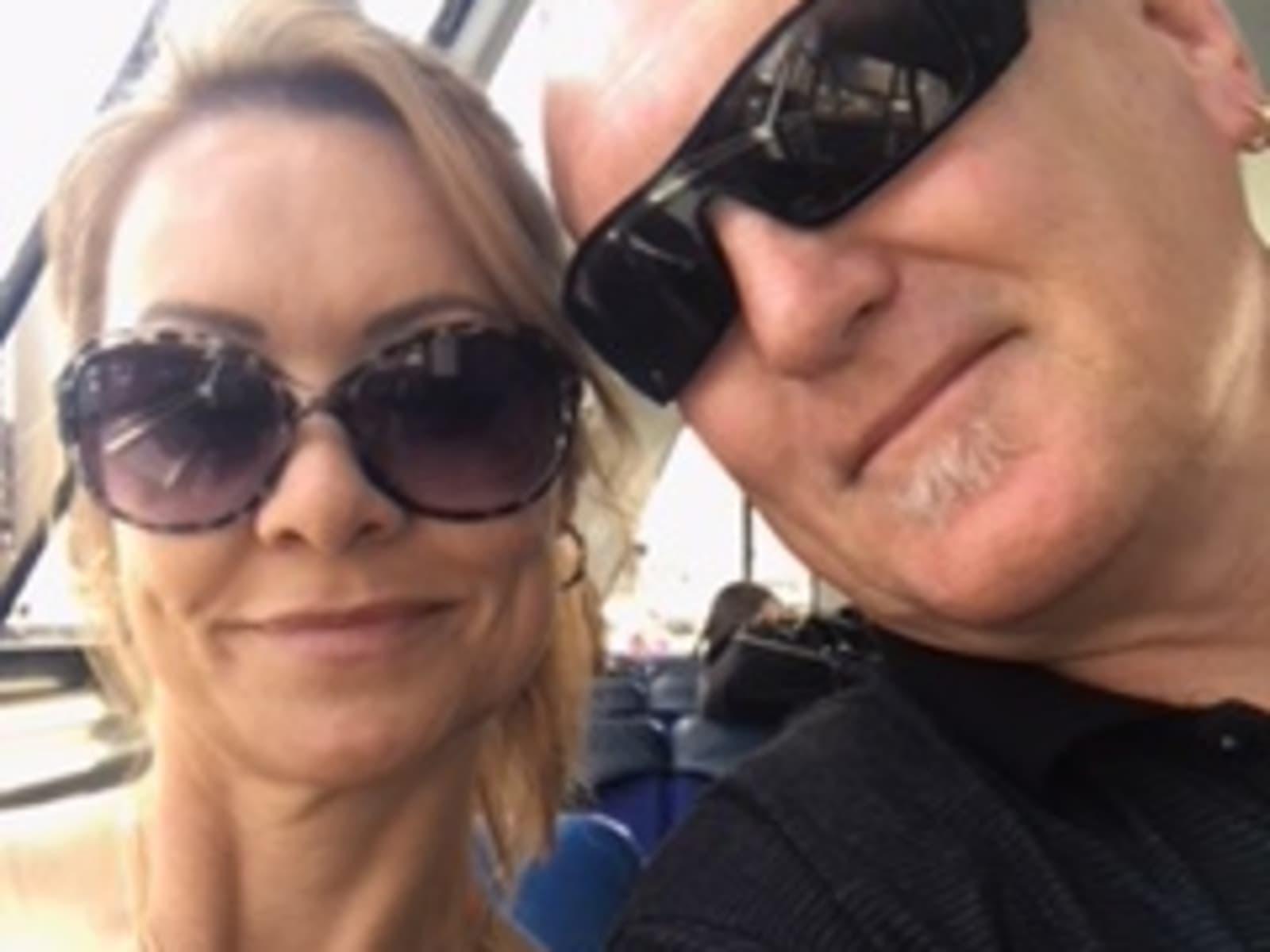Dennis & Sue from Perth, Western Australia, Australia