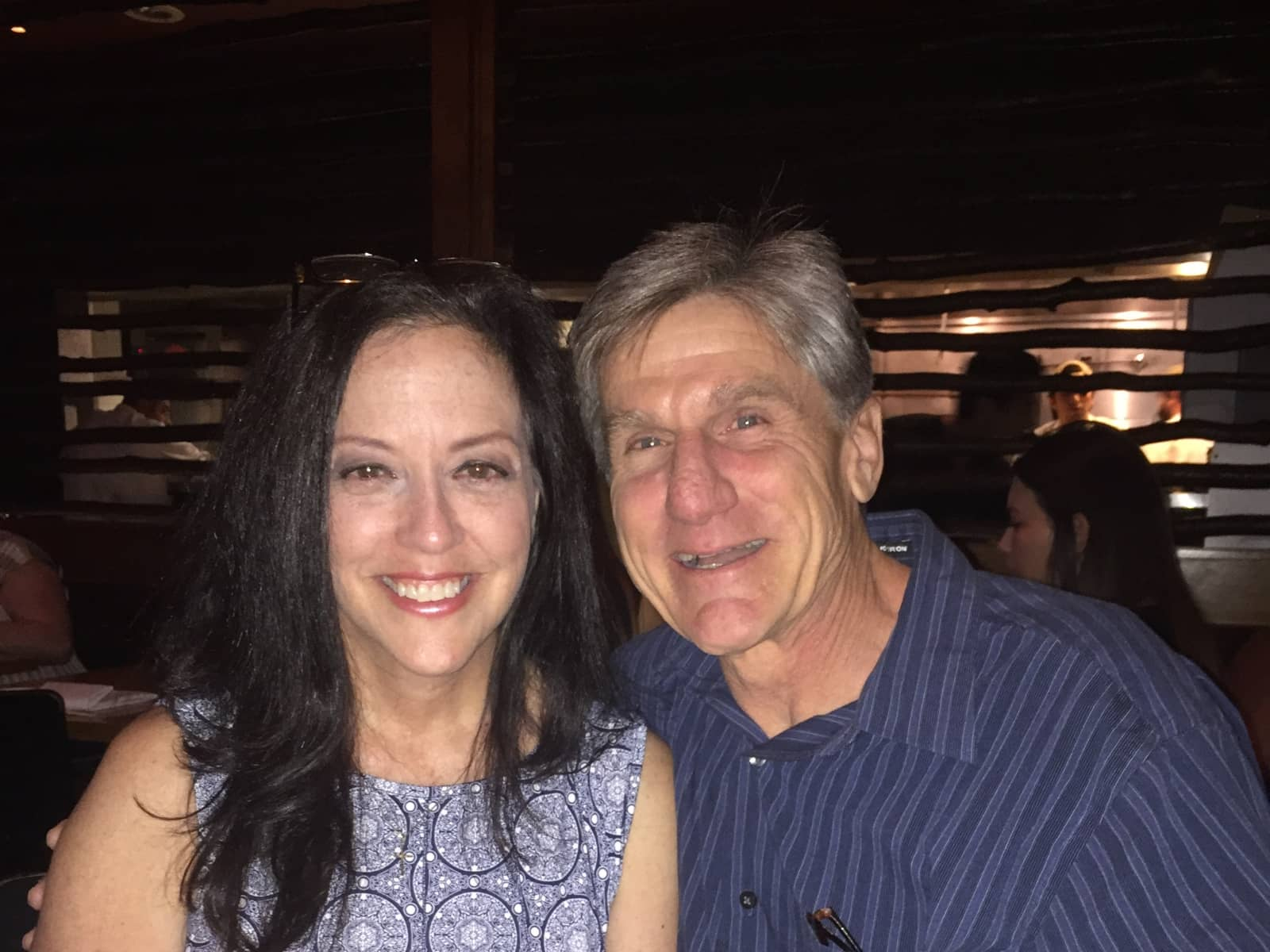 Cynthia & Tim from San Diego, California, United States