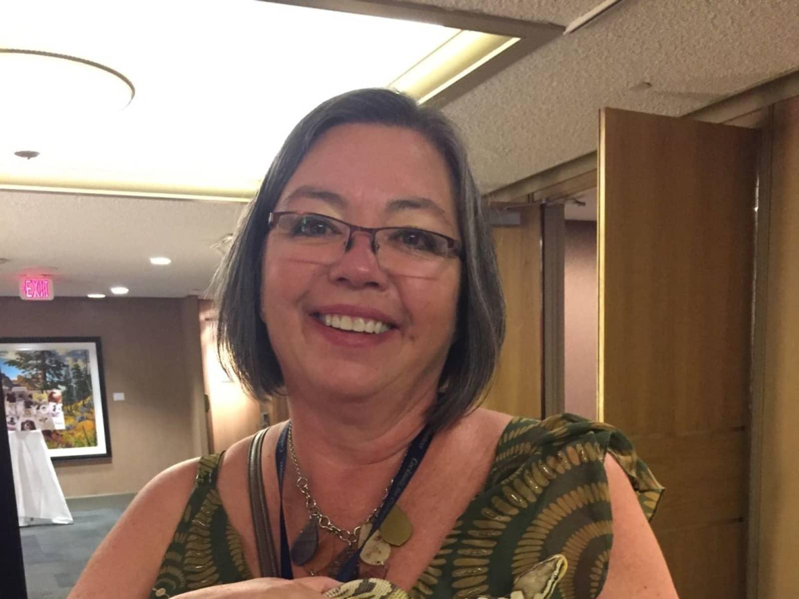 Pat from Calgary, Alberta, Canada