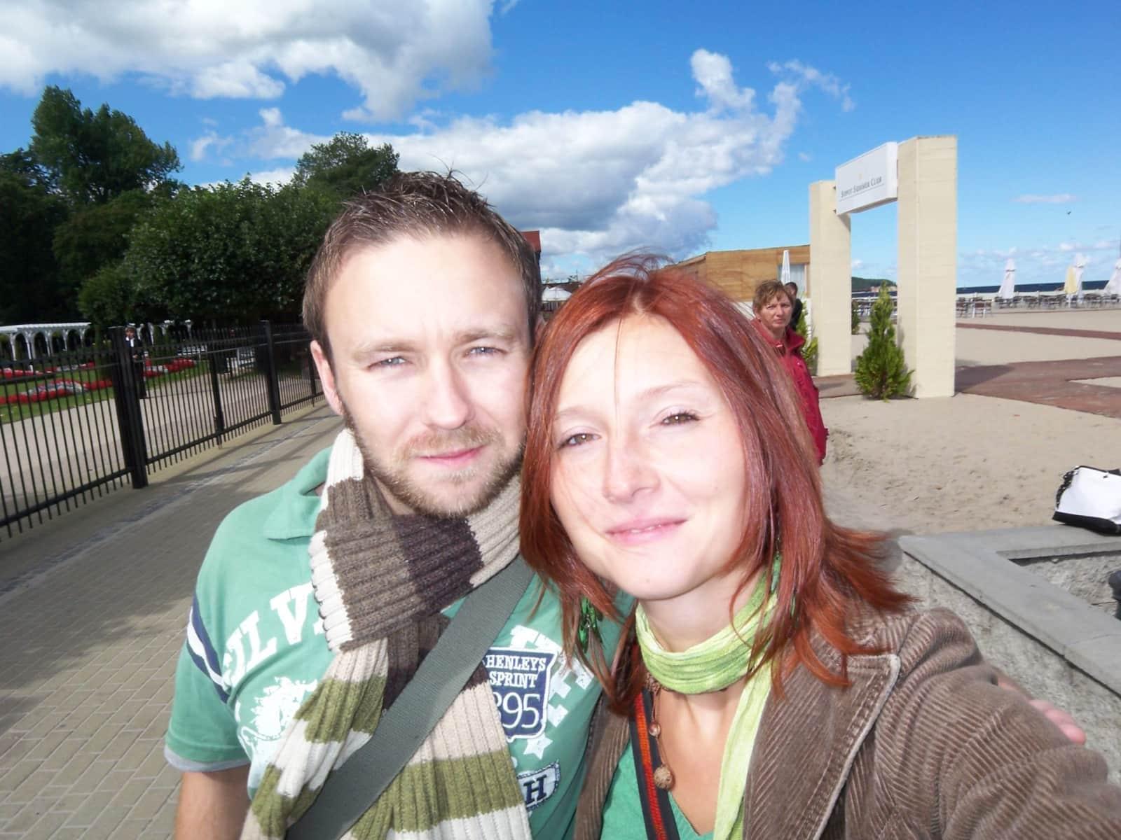 Kasia & Alan from Berlin, Germany