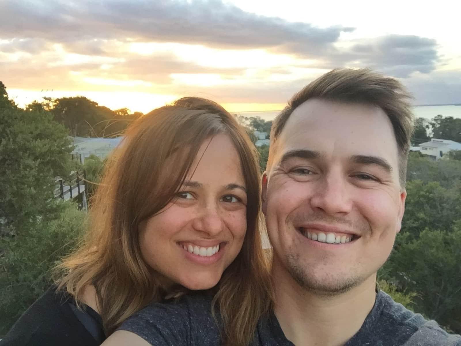 Cheyne & Bree from Melbourne, Victoria, Australia