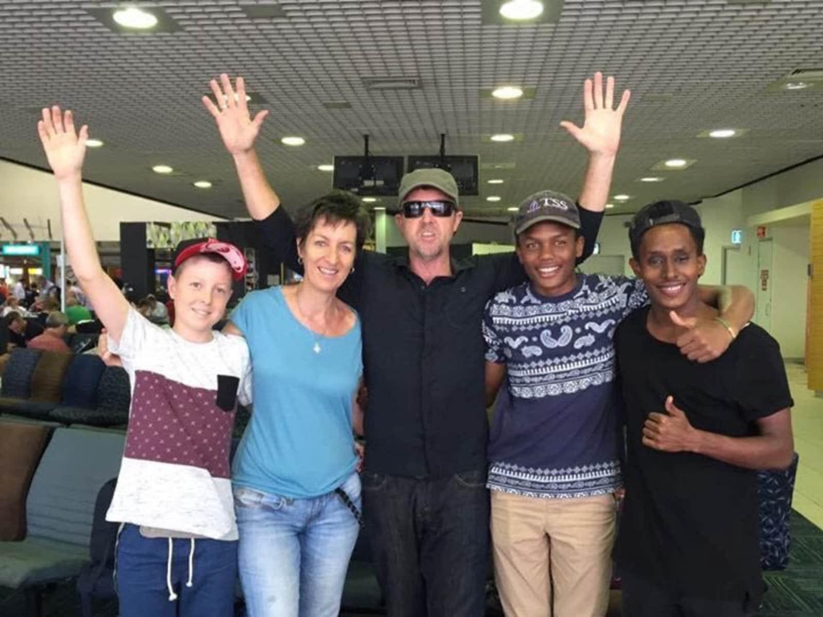 Michelle & Noel from Townsville, Queensland, Australia