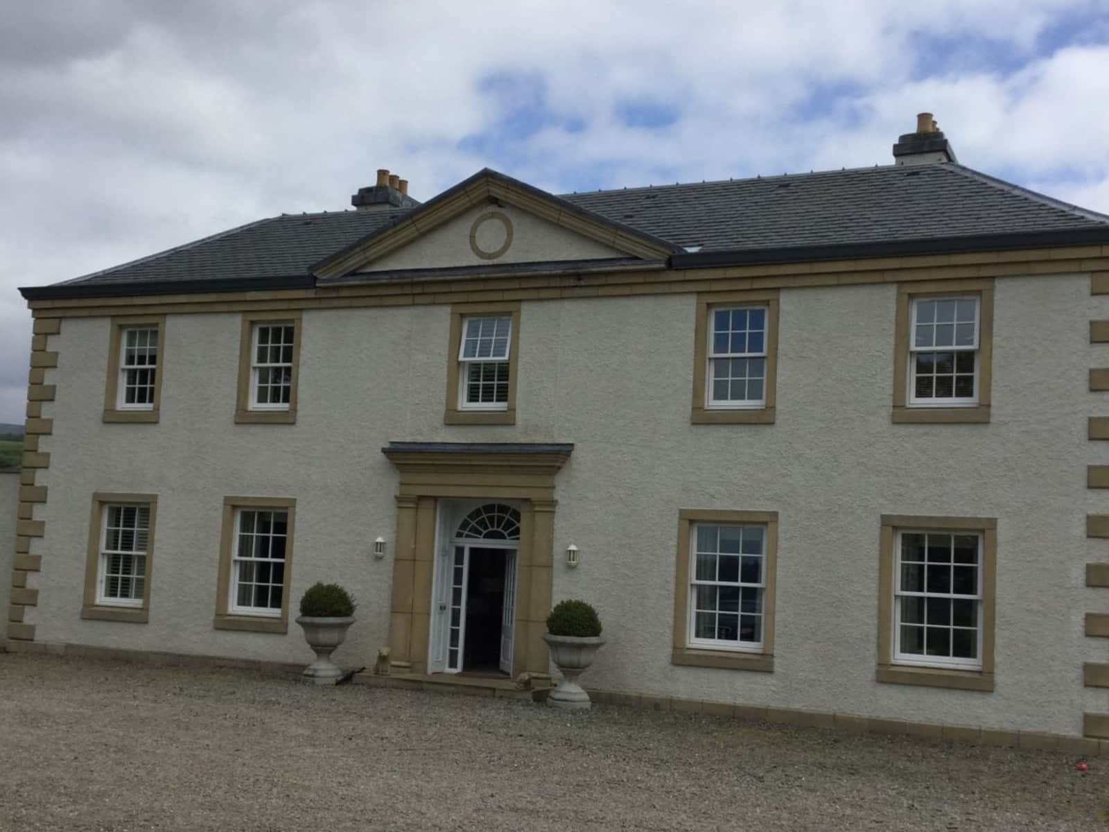 Housesitting assignment in Balfron, United Kingdom