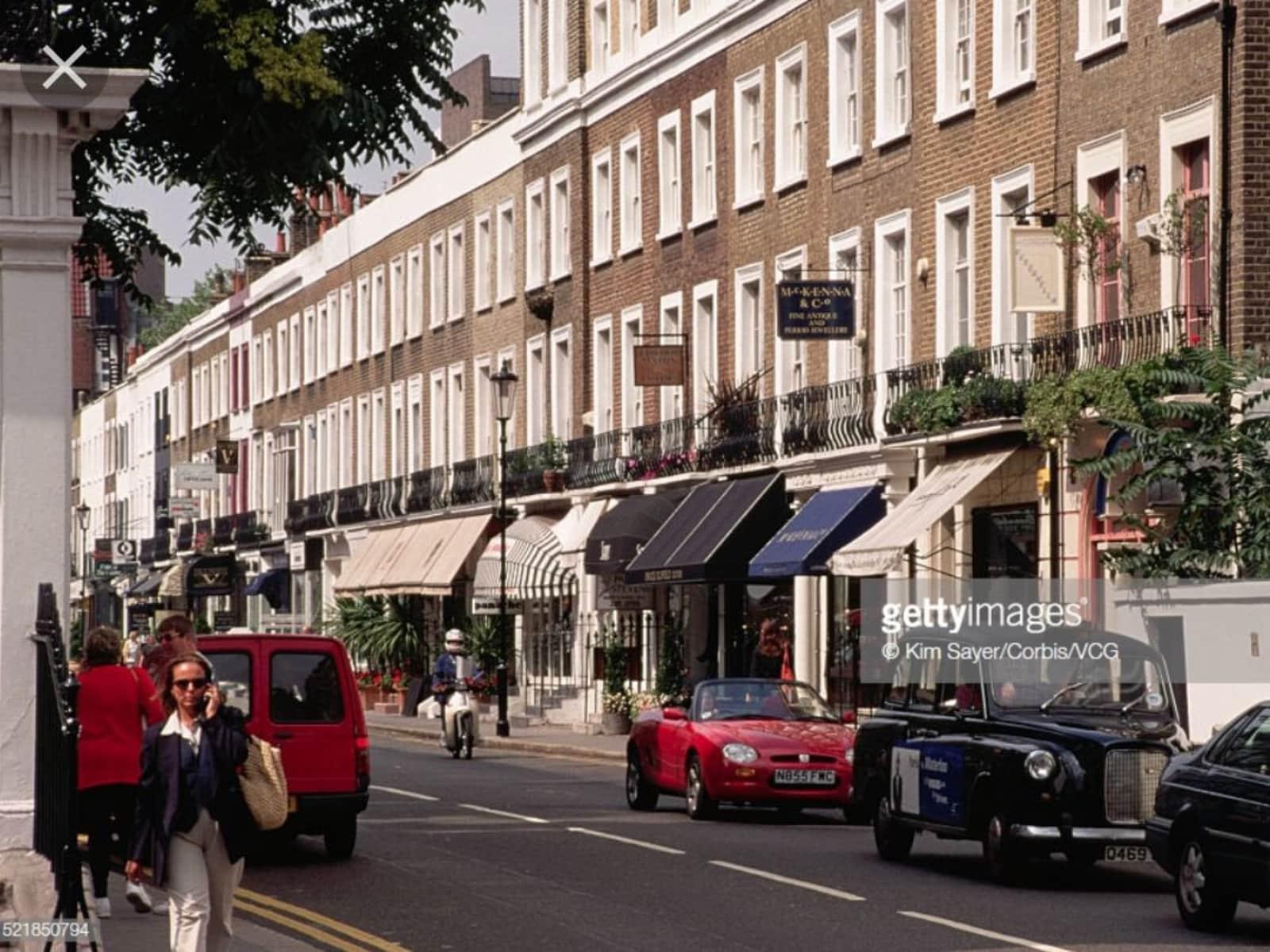 Housesitting assignment in Knightsbridge, United Kingdom