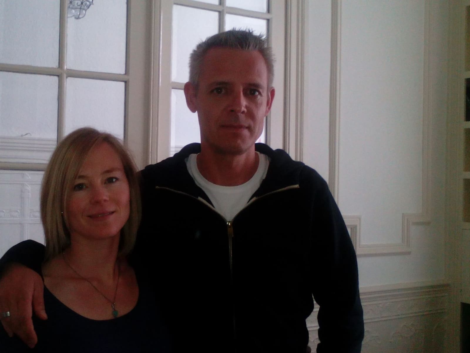 Sandra & Michiel from Turnhout, Belgium