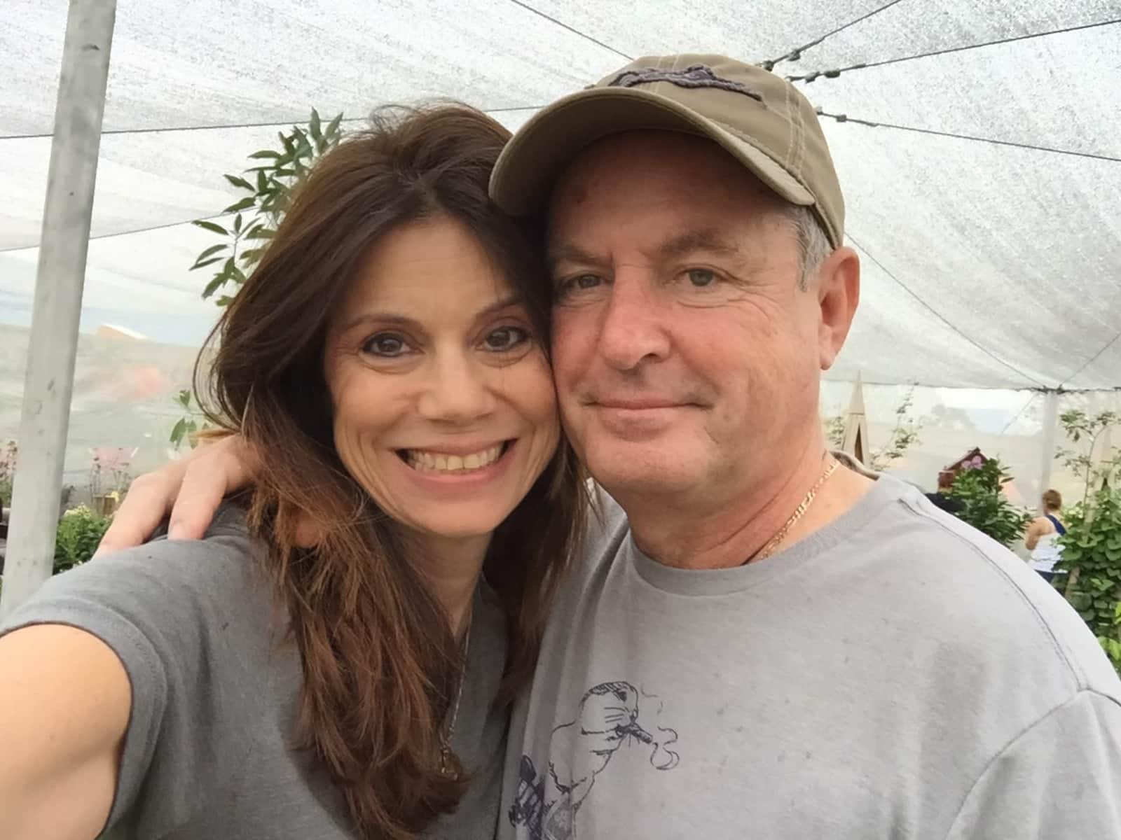 Barbara & Eamonn from Bradenton, Florida, United States