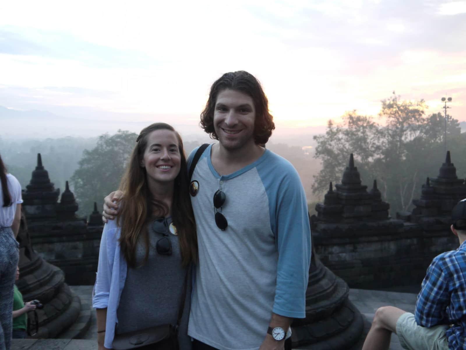 Michelle & Ben from Tokyo, Japan