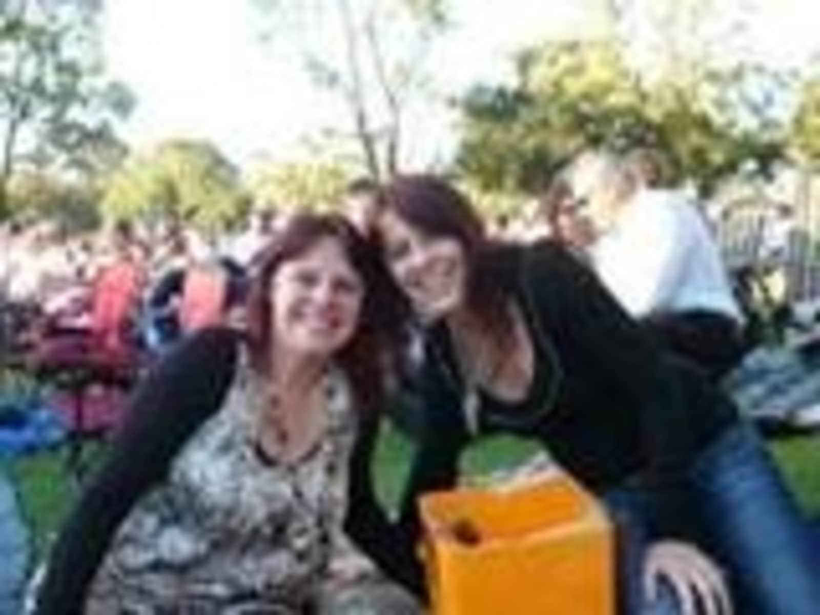 Toni & Tracey   from Bridgetown, Western Australia, Australia
