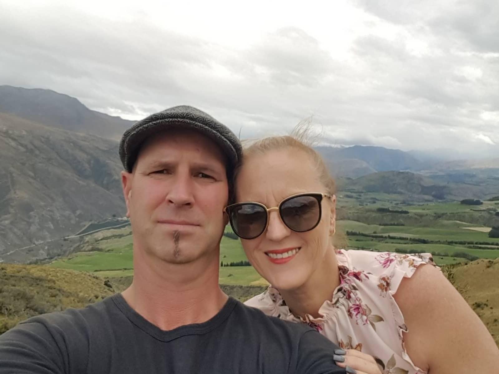 Michele & Tim from Mooloolaba, Queensland, Australia