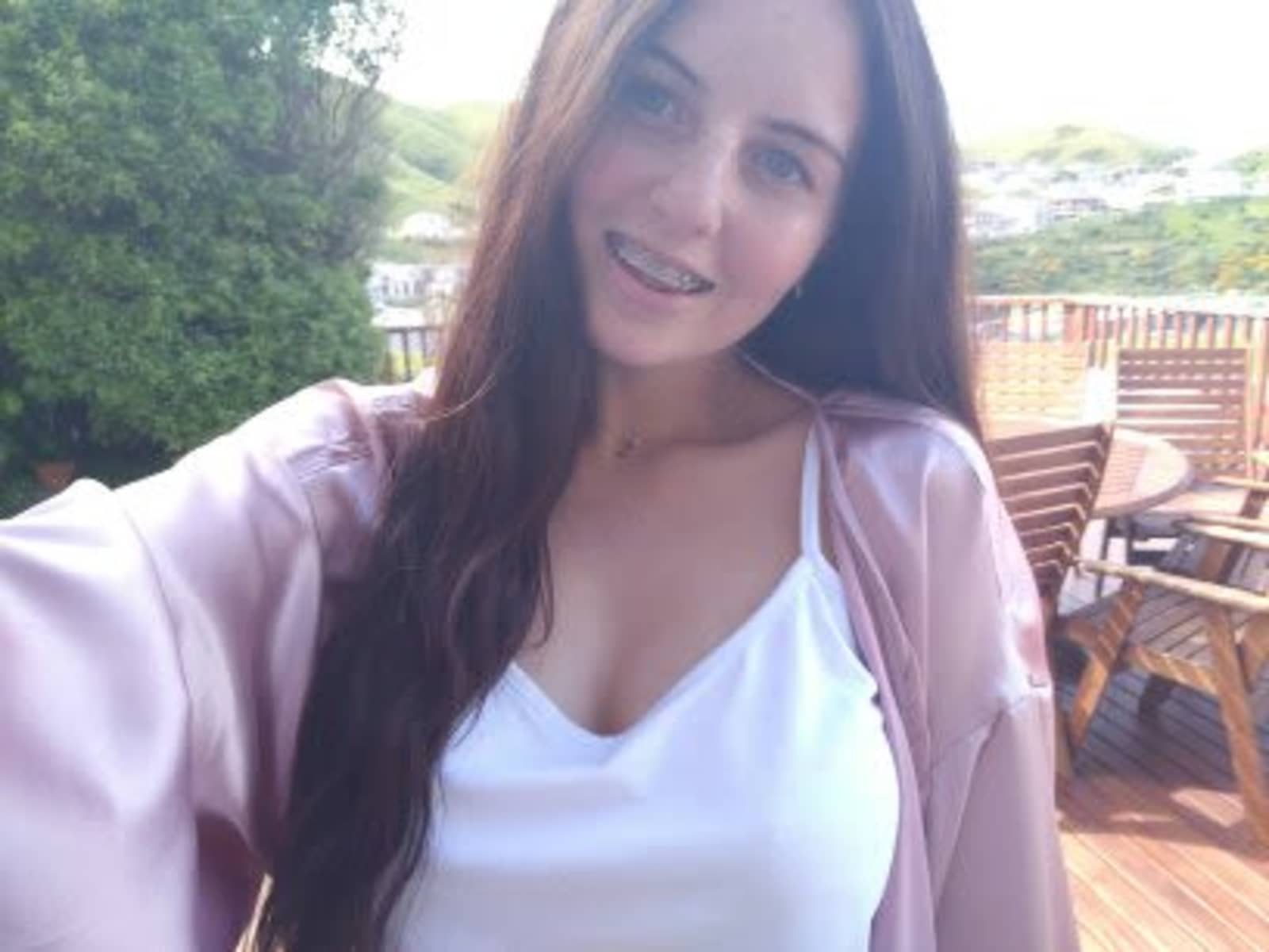 Natasha from Wellington, New Zealand