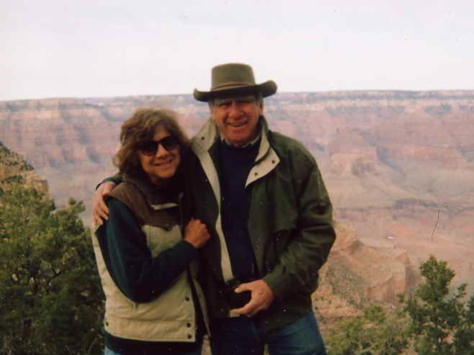 Jack & Helga from Cornville, Arizona, United States