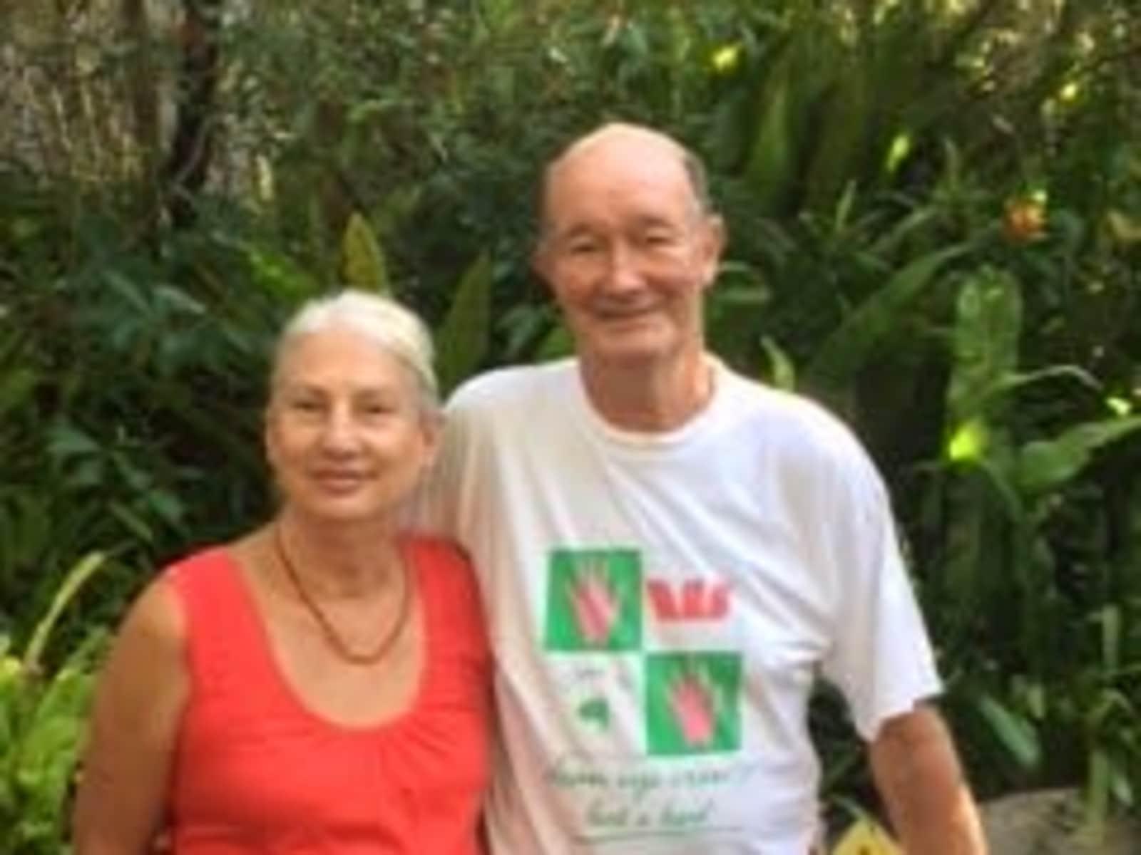 Carolyn & David from Gold Coast, Queensland, Australia