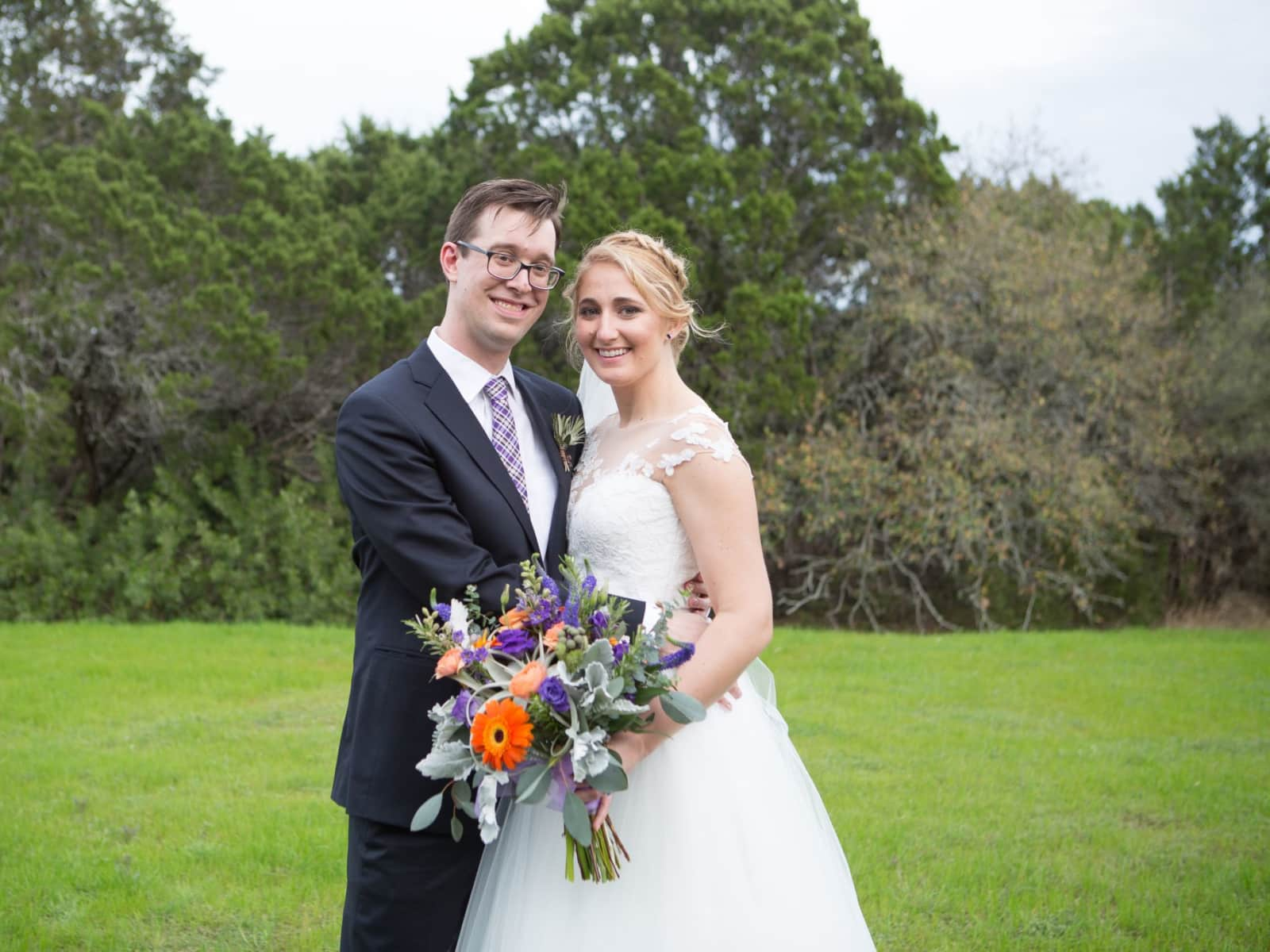 Marie & Andrew from Dallas Downtown, Texas, United States