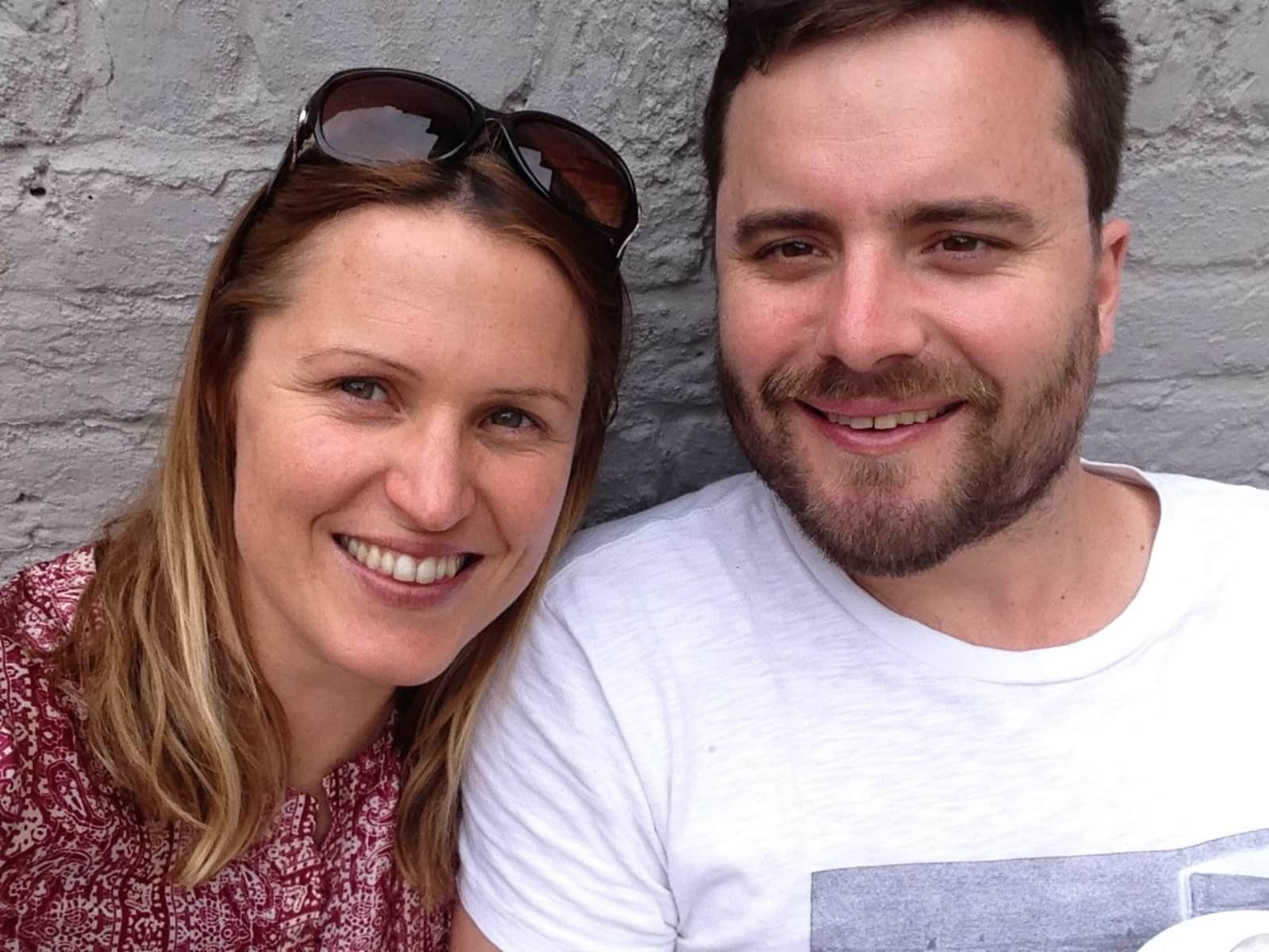 Gail & Nicholas from London, United Kingdom