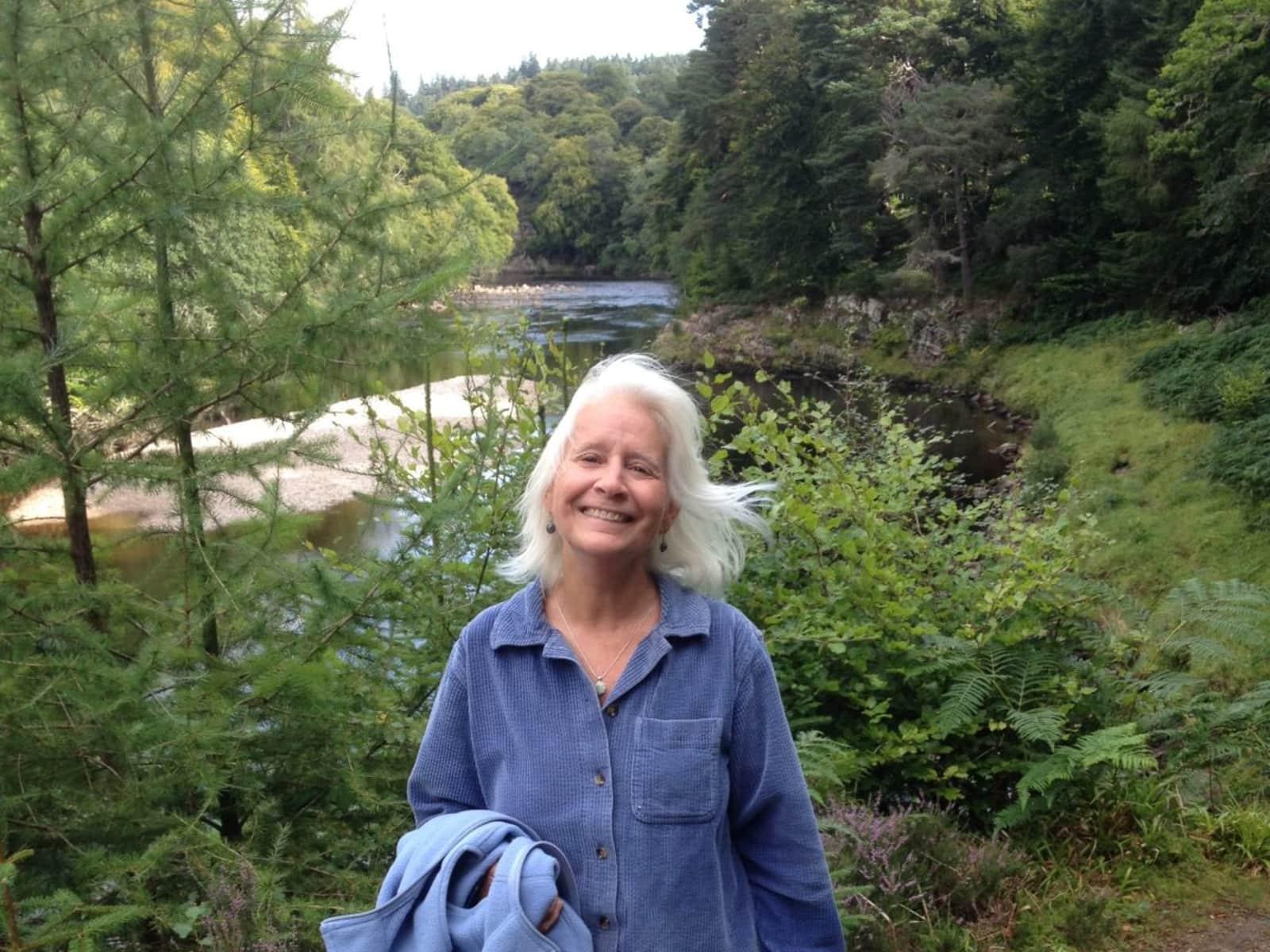 Carla from Vashon, Washington, United States