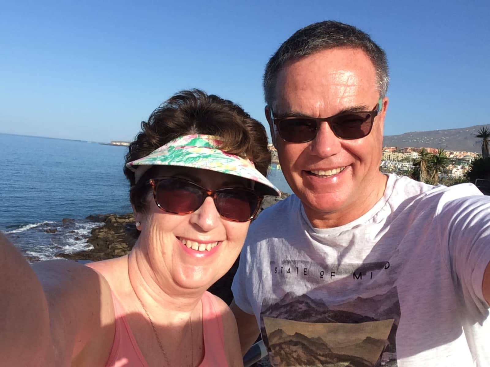 Jane & Peter from Stowmarket, United Kingdom