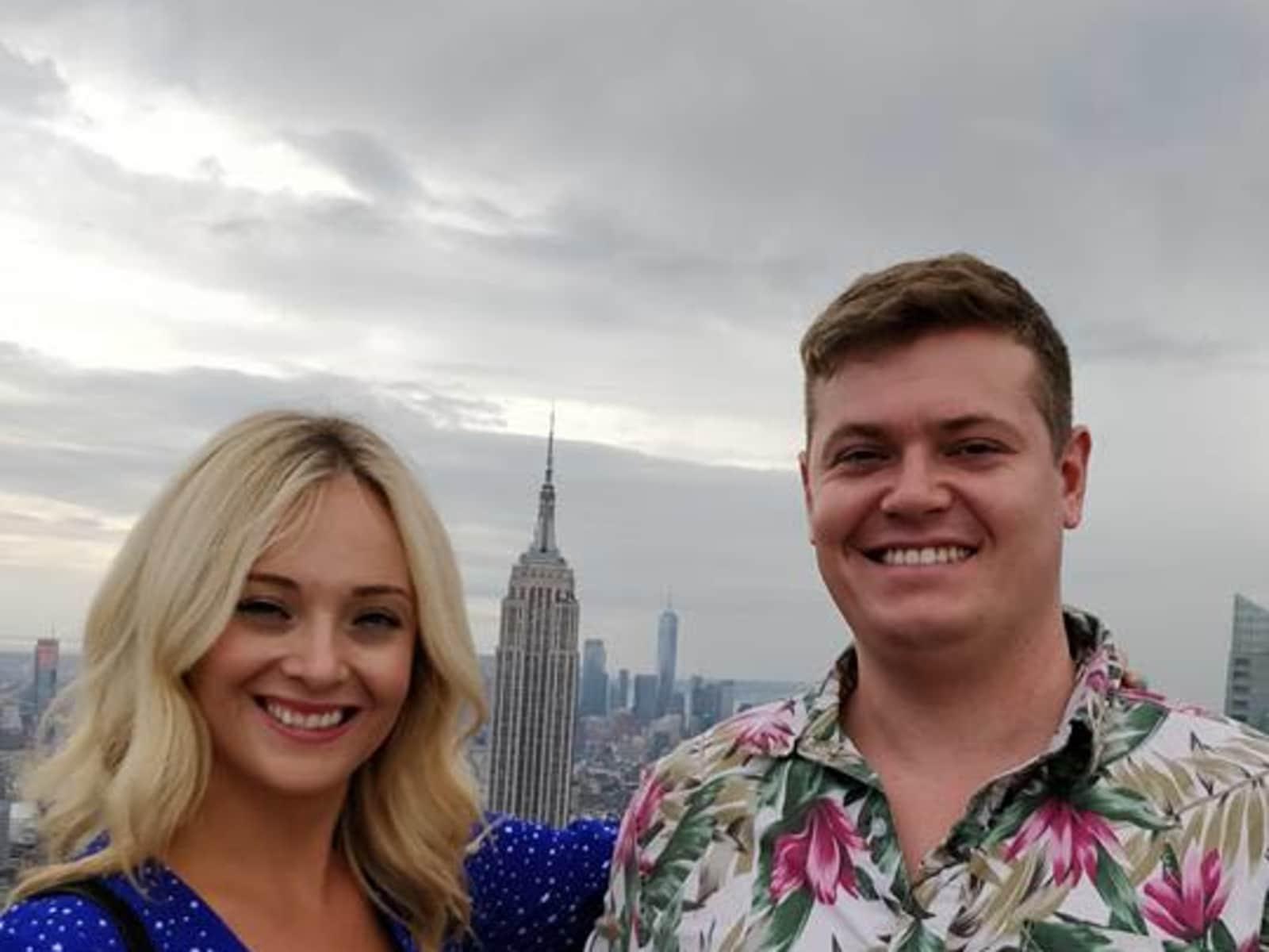 Laura & Daniel from Melbourne, Victoria, Australia