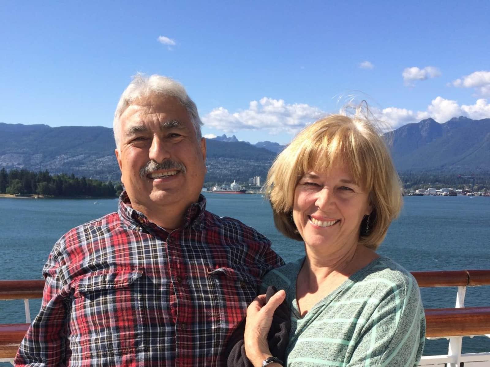 Shirley & Felipe from Burnet, Texas, United States