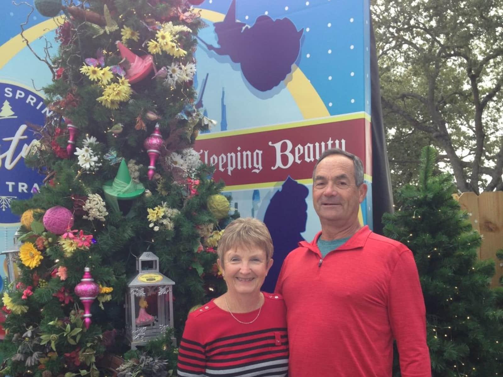Cathy & Scott from Stratford, Ontario, Canada