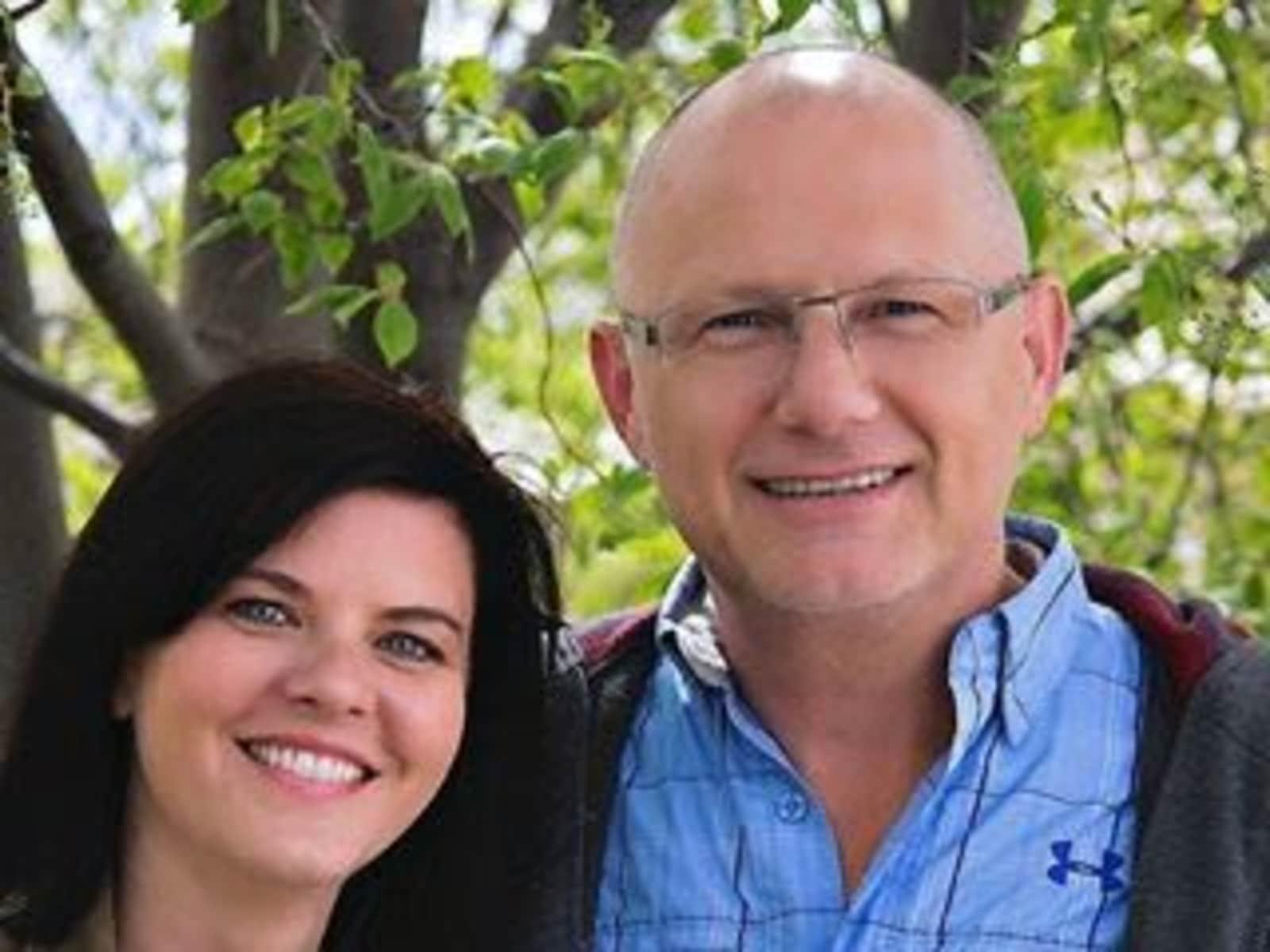 Kathy & Dean from Calgary, Alberta, Canada