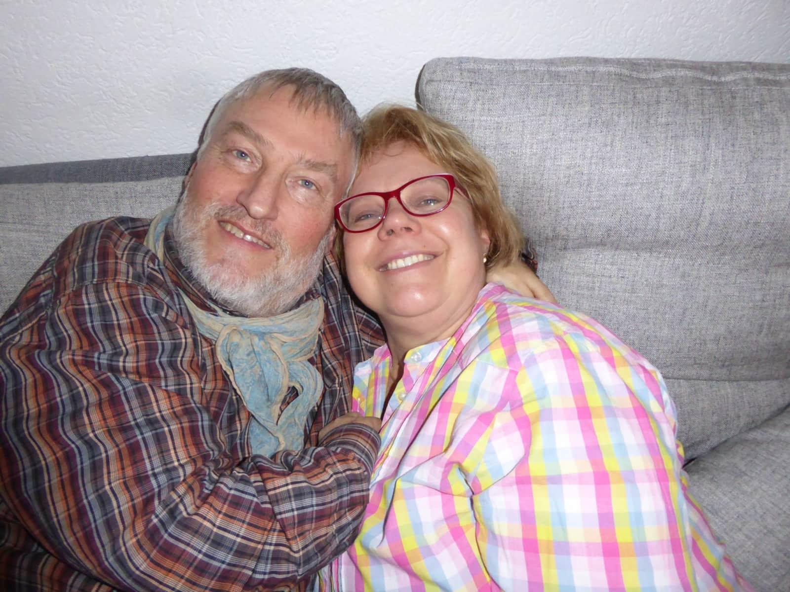 Bodo & Birgit from Wiesbaden, Germany