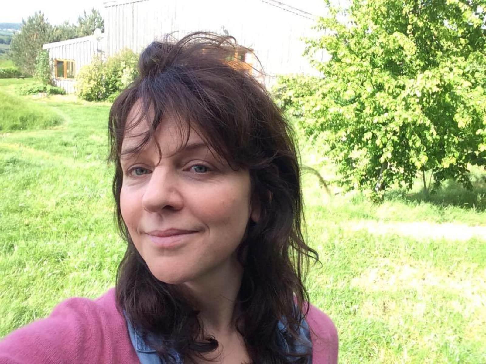 Susan from London, United Kingdom