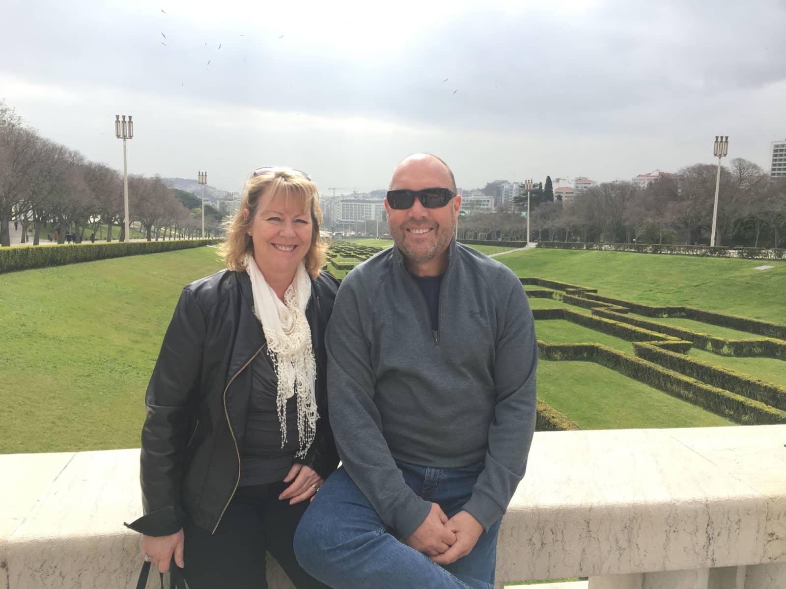 Robert & Maggie from Felixstowe, United Kingdom