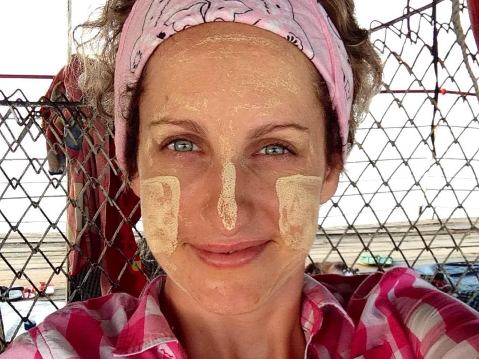 Katherine from Brisbane, Queensland, Australia