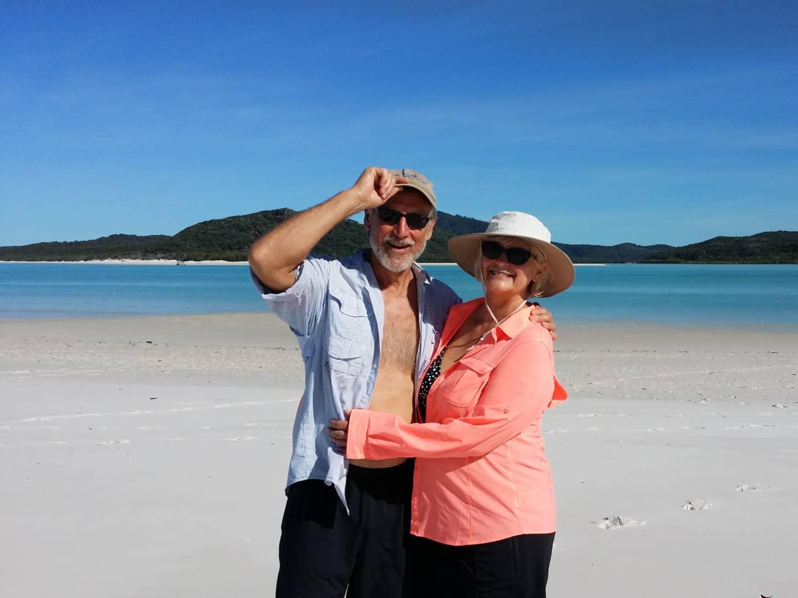 Jim & Maureen from Portland, Oregon, United States