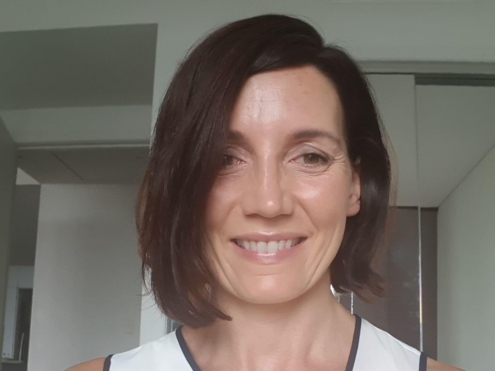 Nicole from Melbourne, Victoria, Australia