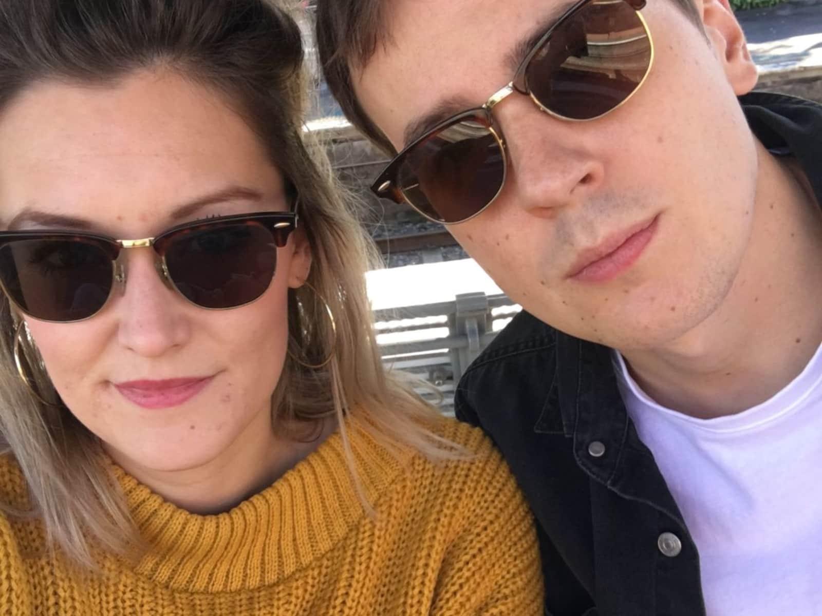 Gemma & Charlie from Sydney, New South Wales, Australia