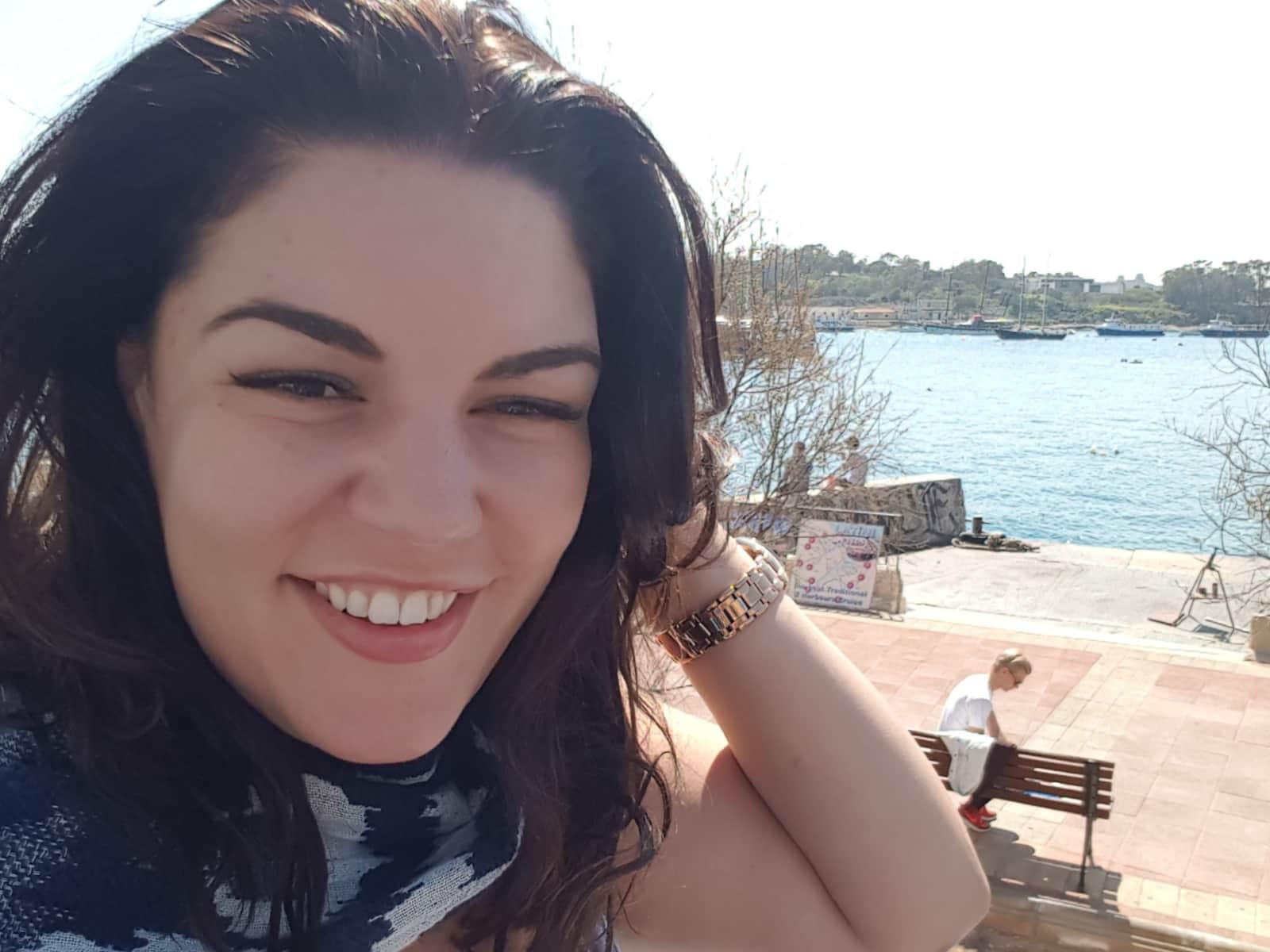 Sarah from Sydney, New South Wales, Australia
