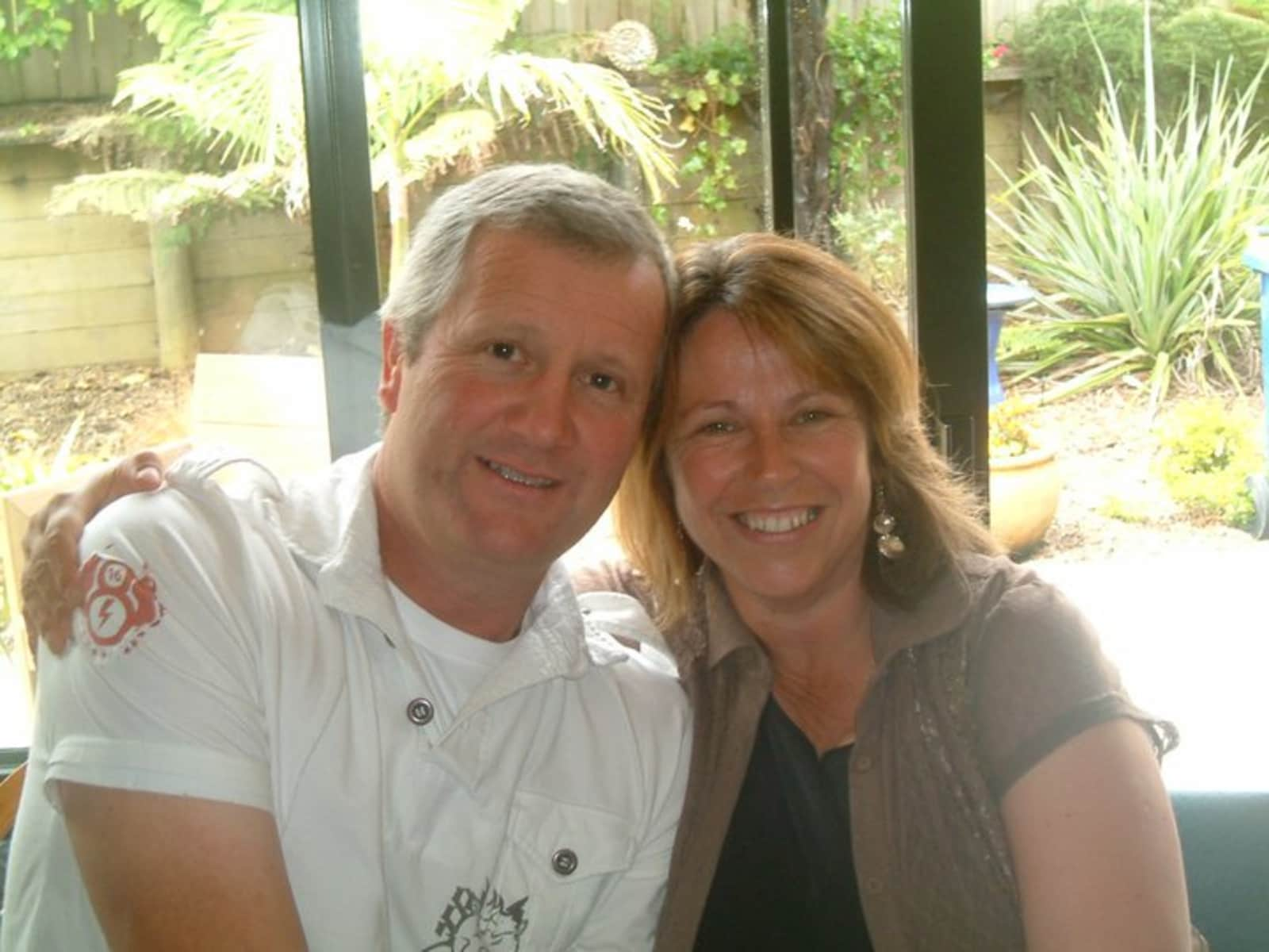 Yvonna & Paul from Gold Coast, Queensland, Australia