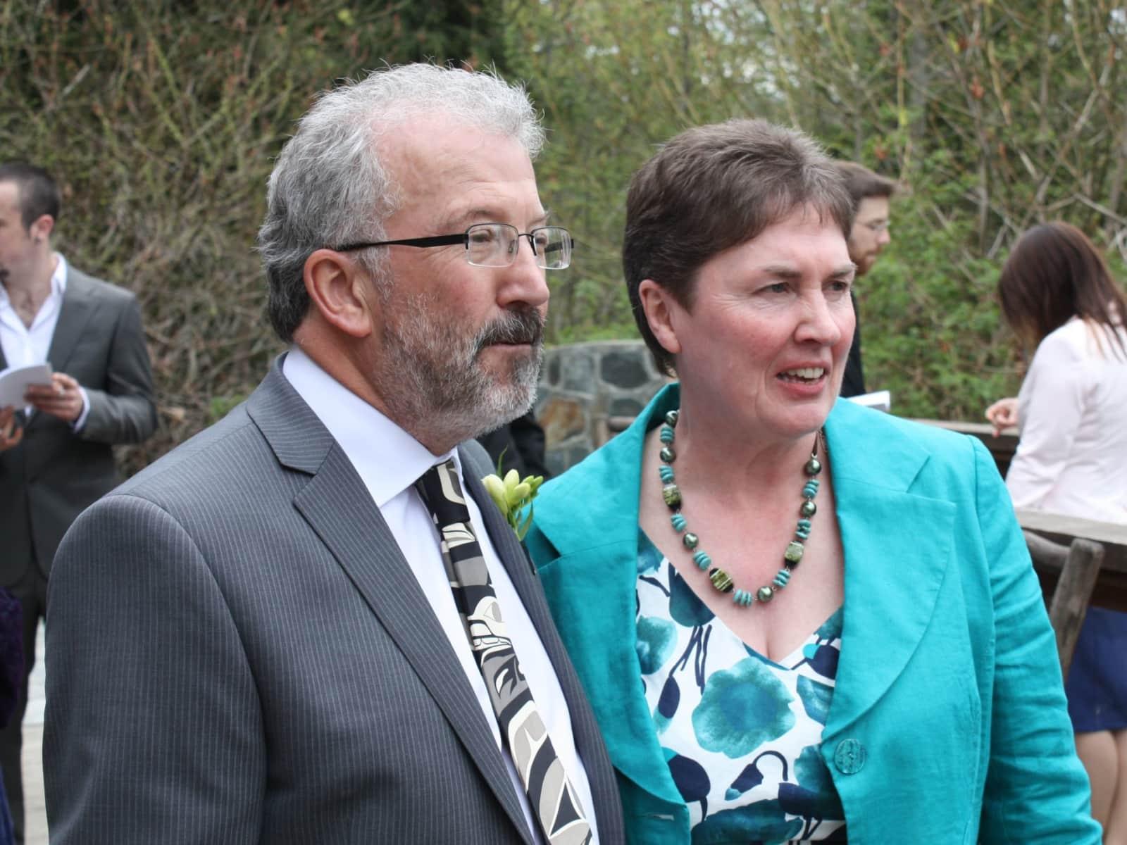 Pamela & Alan from Llansantffraid Glyn Ceiriog, United Kingdom