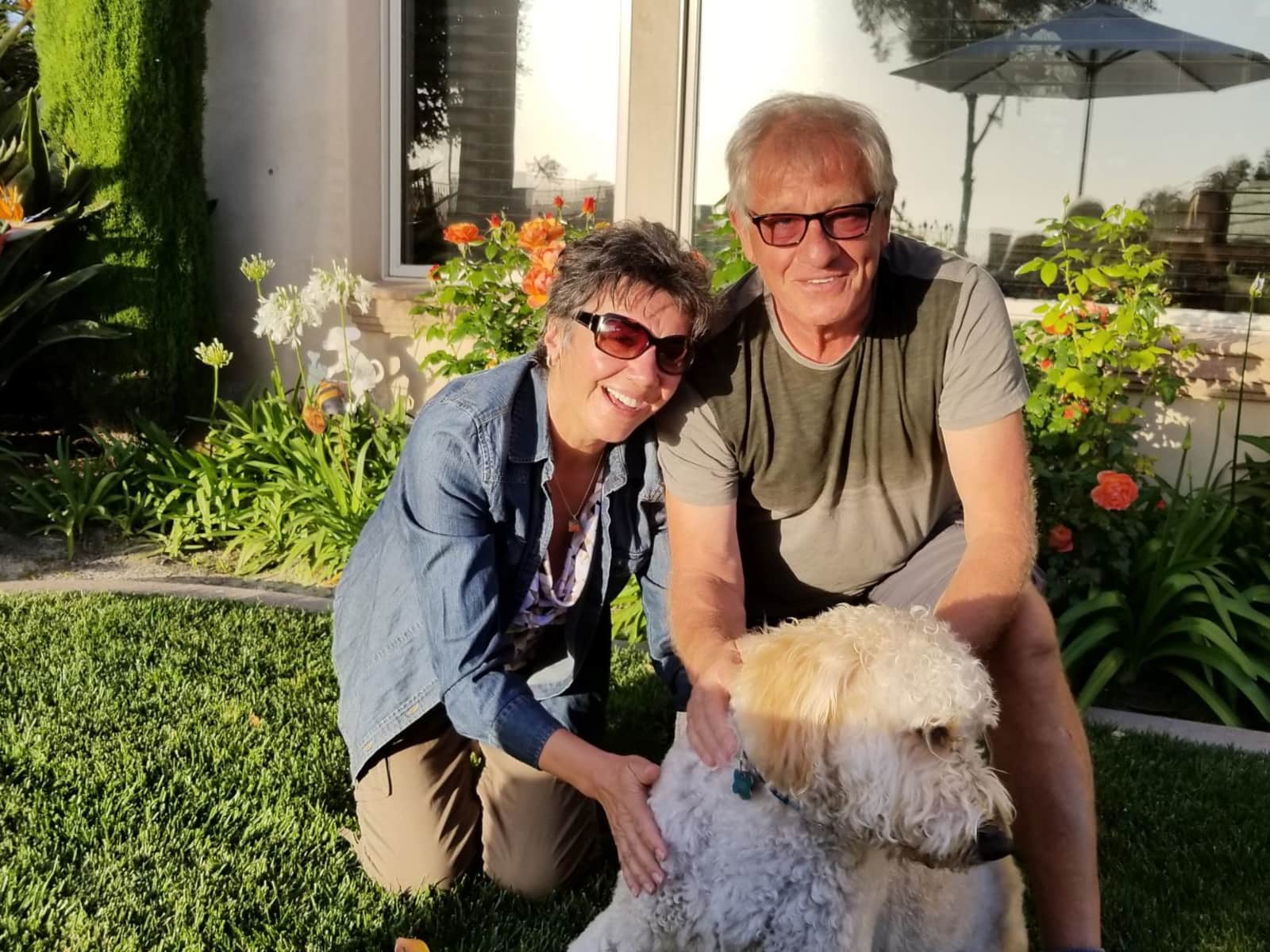 Nina & Ted from San Diego, California, United States