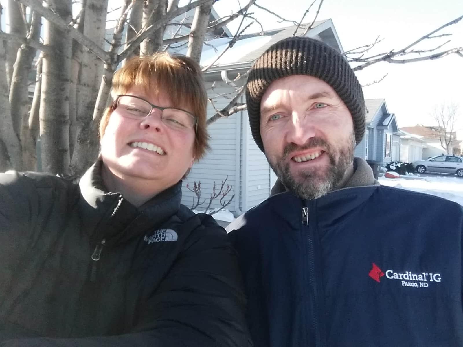 Melissa & Emil from Fargo, North Dakota, United States