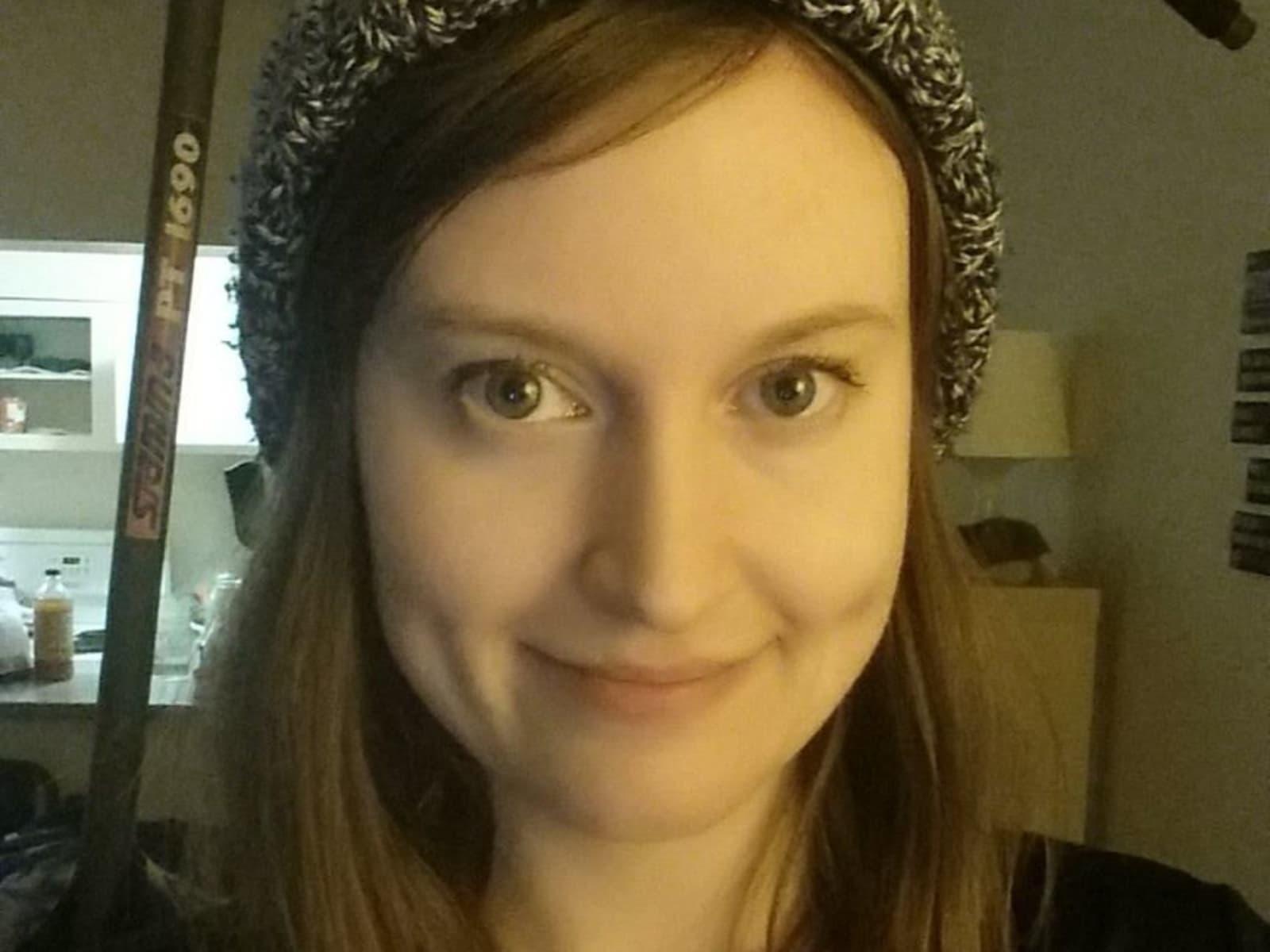 Krista from Ottawa, Ontario, Canada