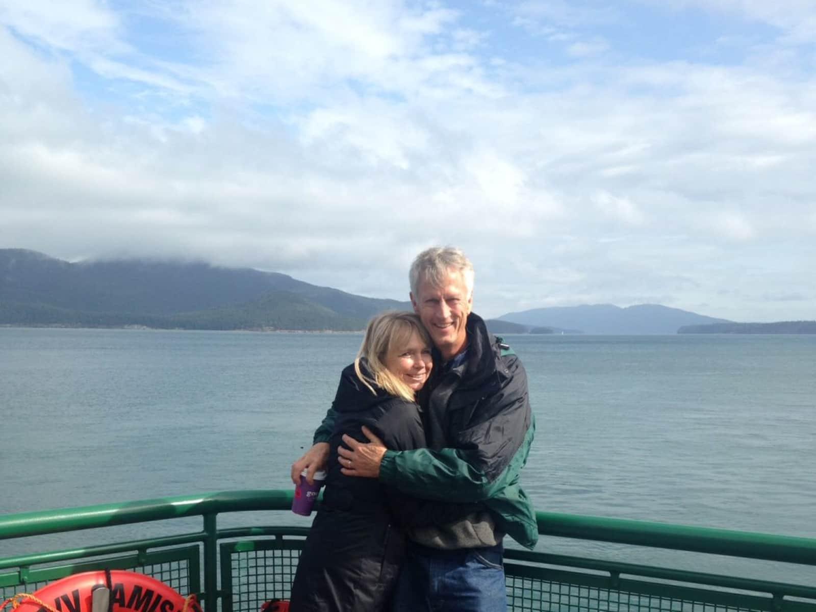 Shelley & David from Seattle, Washington, United States