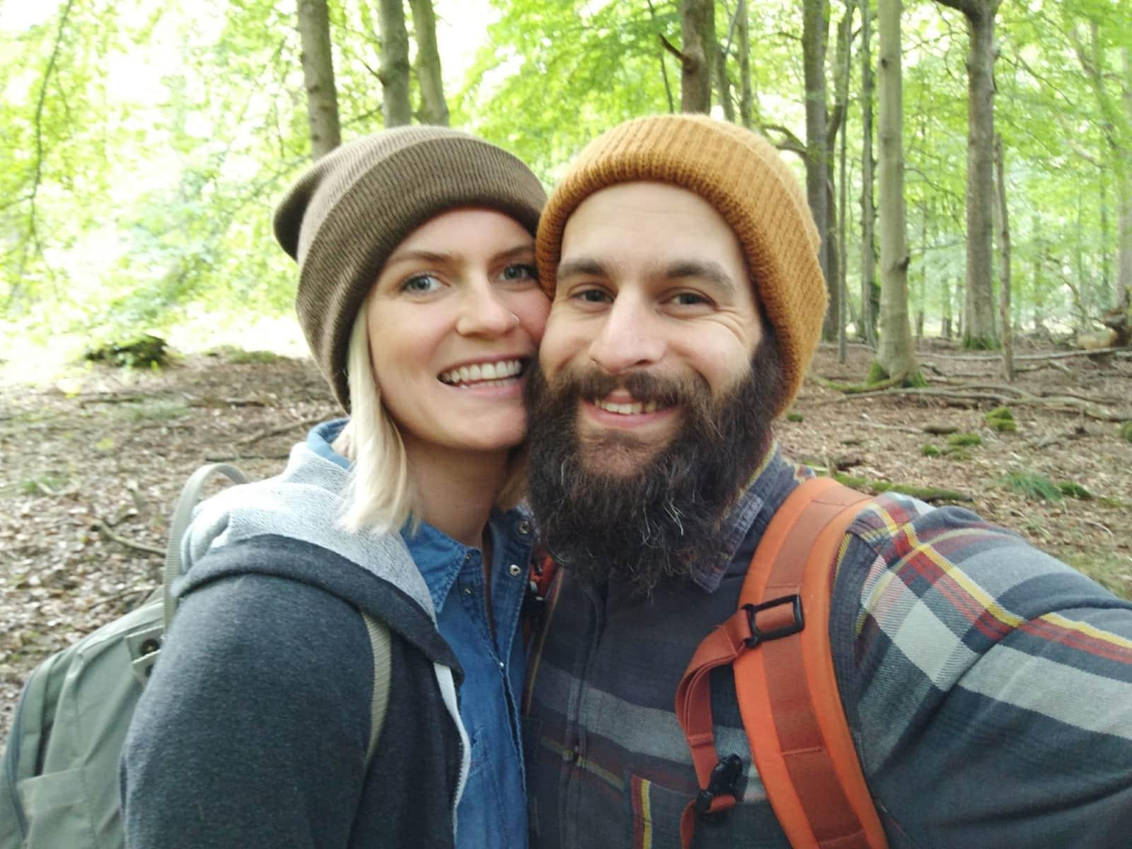 Emily & Ian from Banbury, United Kingdom