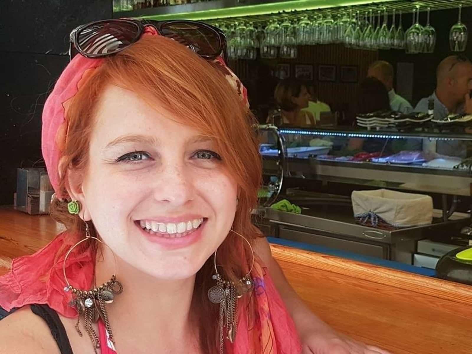 Katie from Perth, Western Australia, Australia